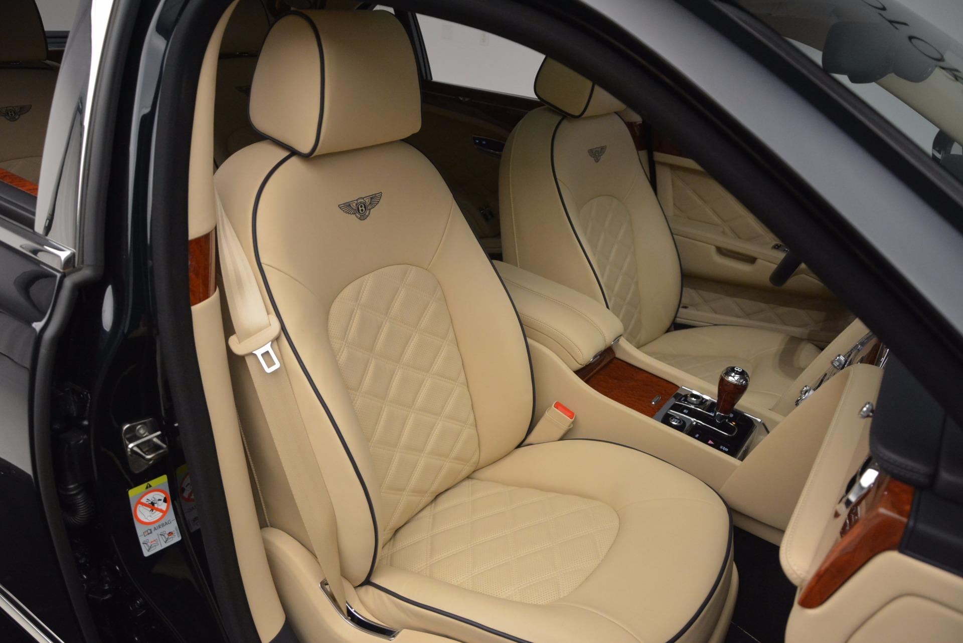Used 2016 Bentley Mulsanne  For Sale In Westport, CT 742_p29
