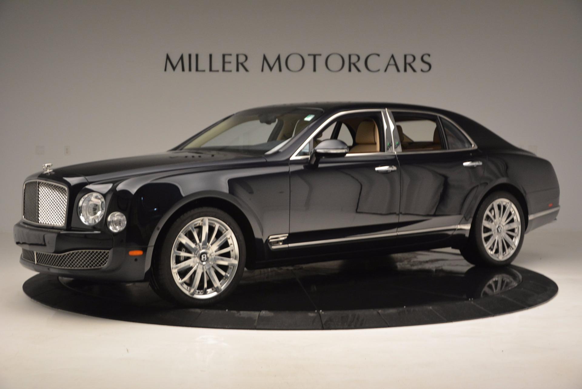 Used 2016 Bentley Mulsanne  For Sale In Westport, CT 742_p2