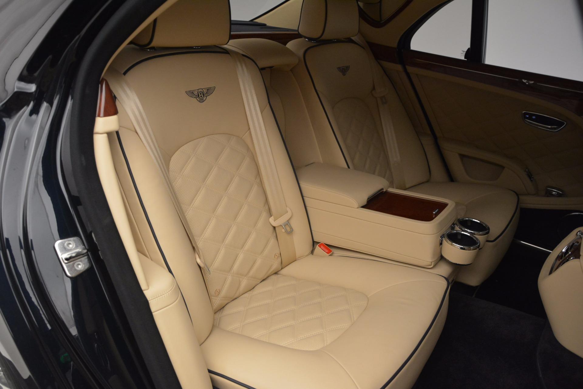 Used 2016 Bentley Mulsanne  For Sale In Westport, CT 742_p34