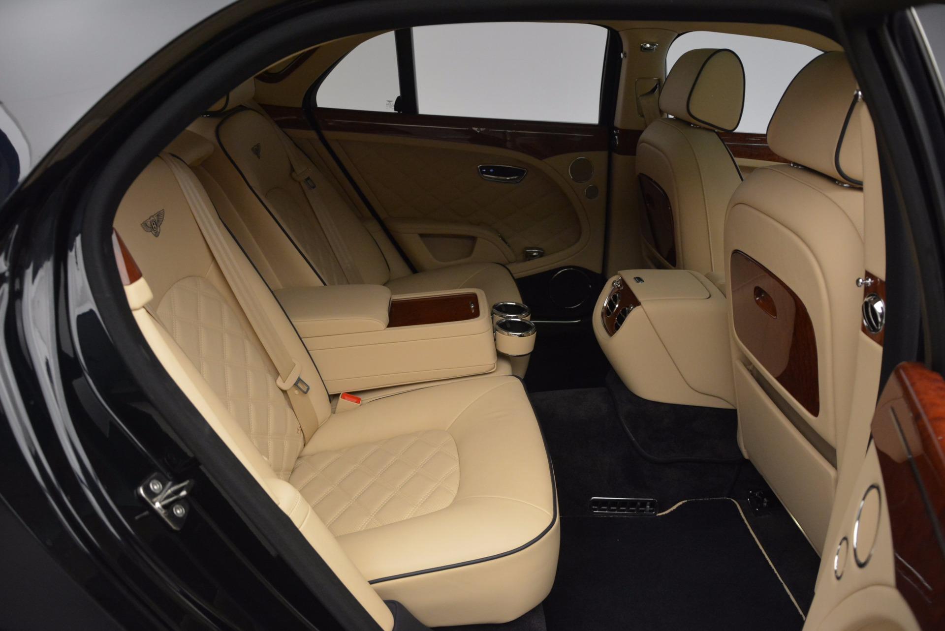 Used 2016 Bentley Mulsanne  For Sale In Westport, CT 742_p35