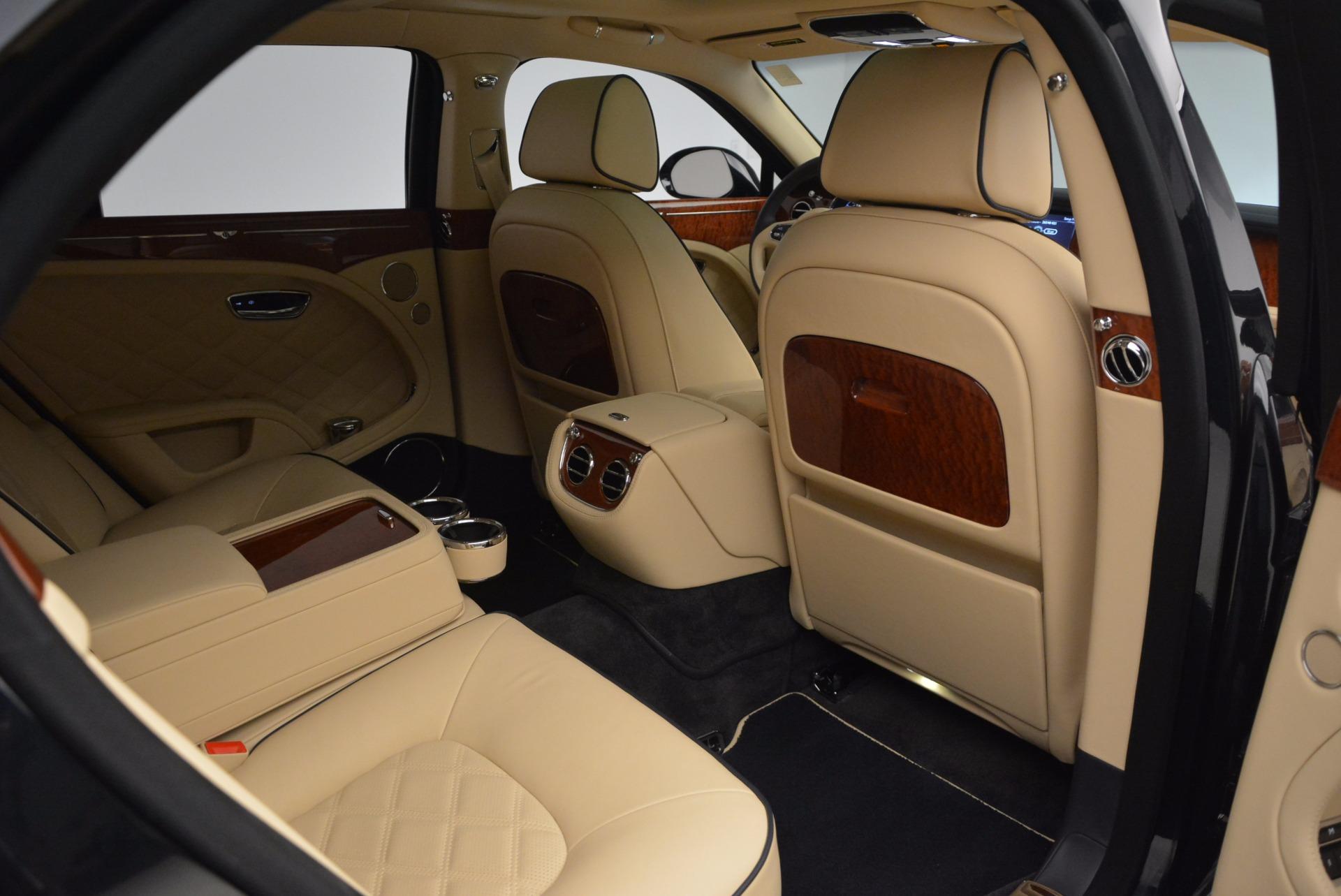 Used 2016 Bentley Mulsanne  For Sale In Westport, CT 742_p36