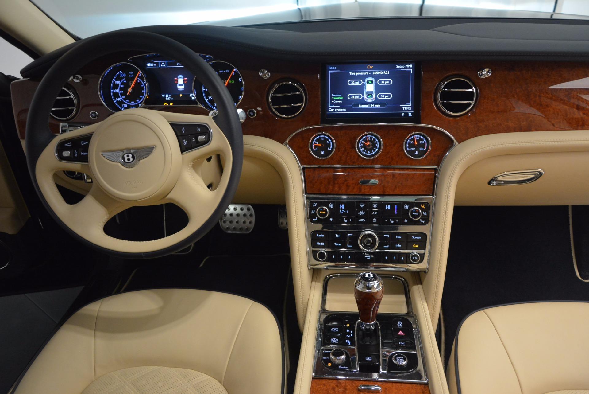 Used 2016 Bentley Mulsanne  For Sale In Westport, CT 742_p38