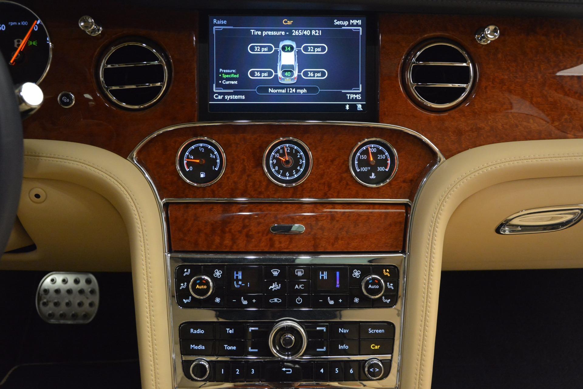 Used 2016 Bentley Mulsanne  For Sale In Westport, CT 742_p39