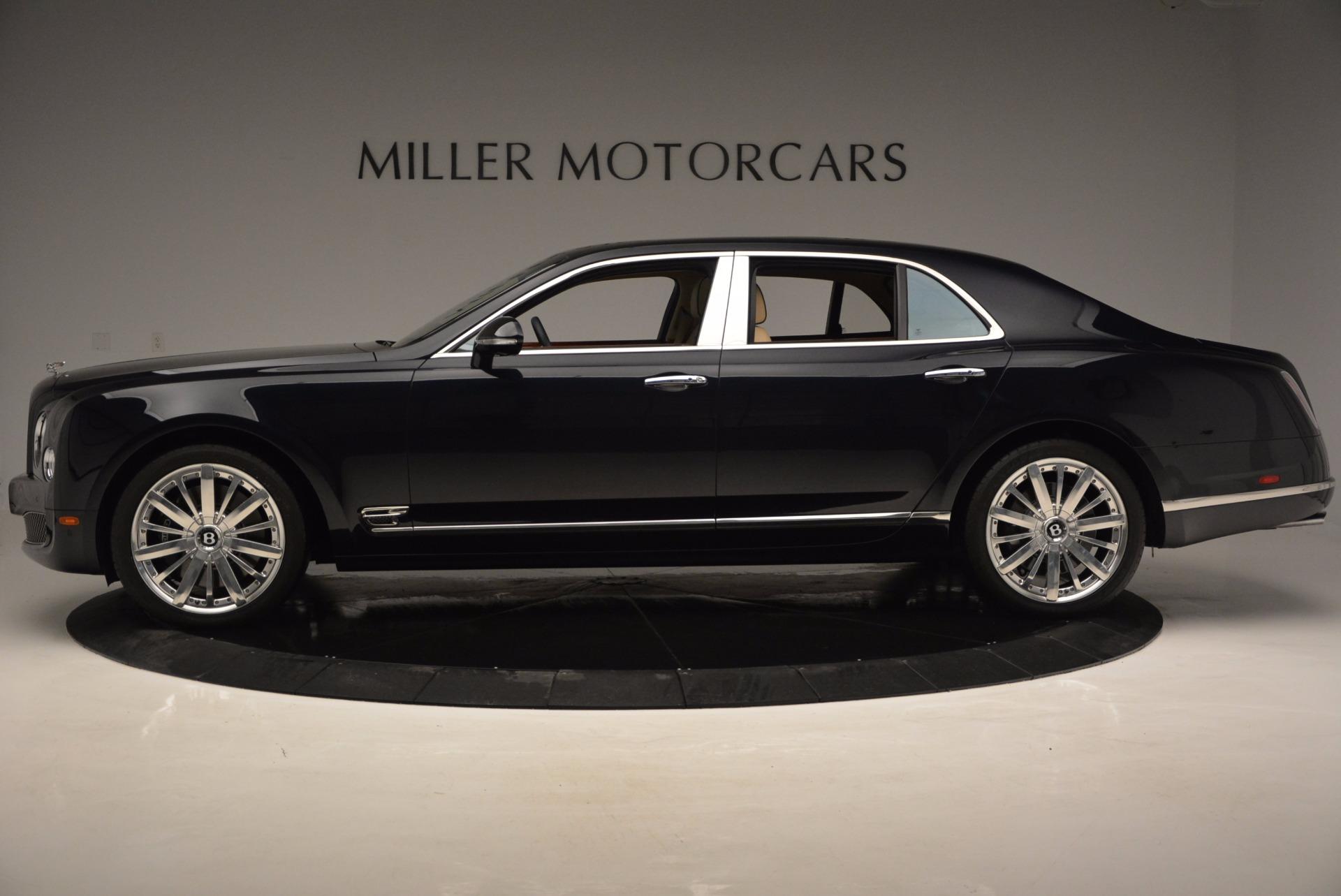 Used 2016 Bentley Mulsanne  For Sale In Westport, CT 742_p3