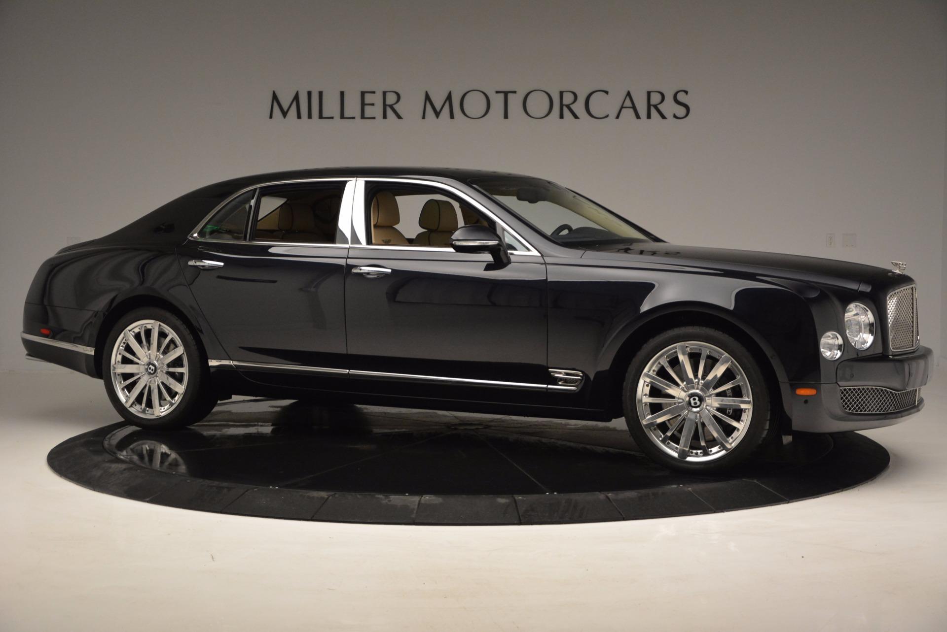 Used 2016 Bentley Mulsanne  For Sale In Westport, CT 742_p8