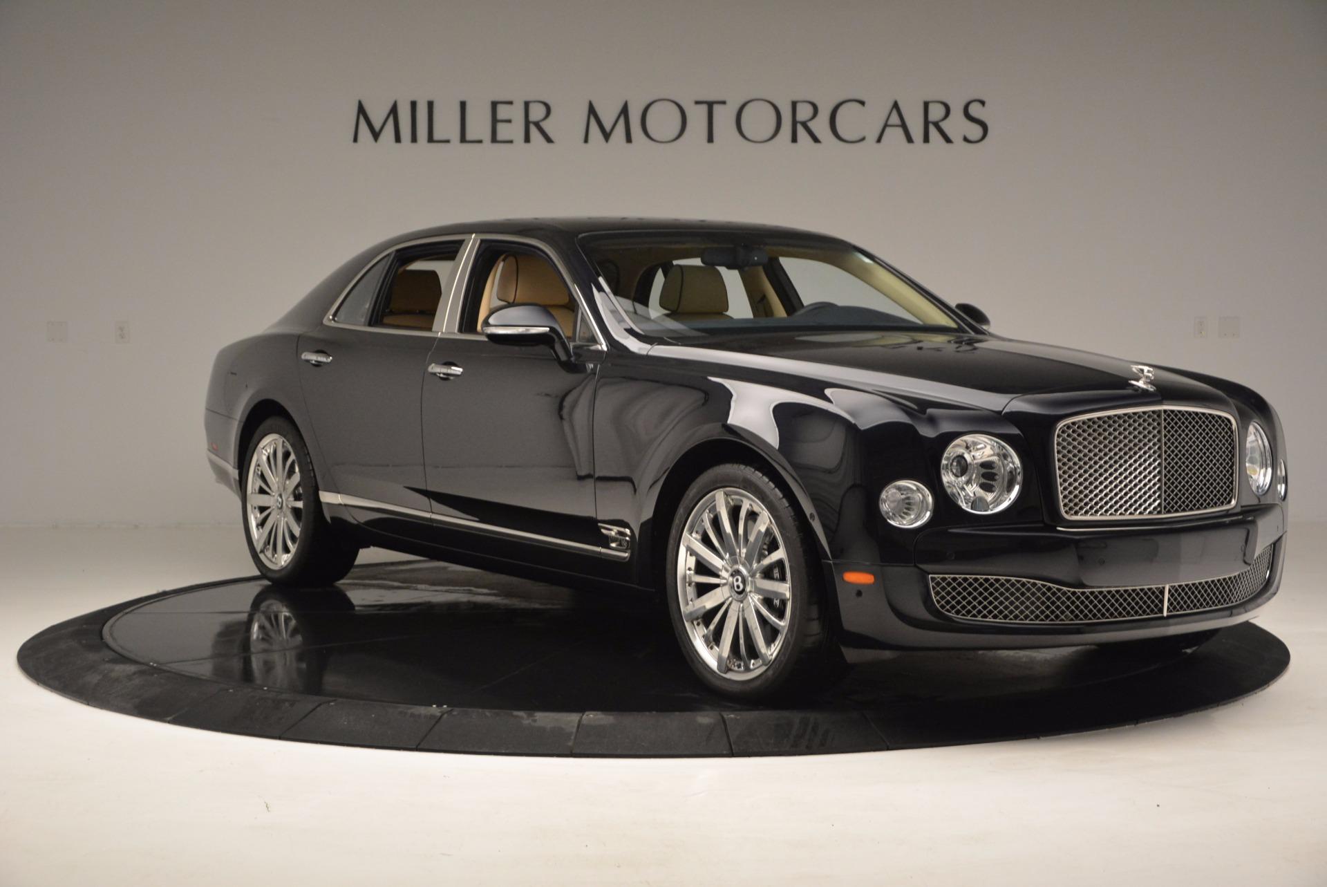 Used 2016 Bentley Mulsanne  For Sale In Westport, CT 742_p9