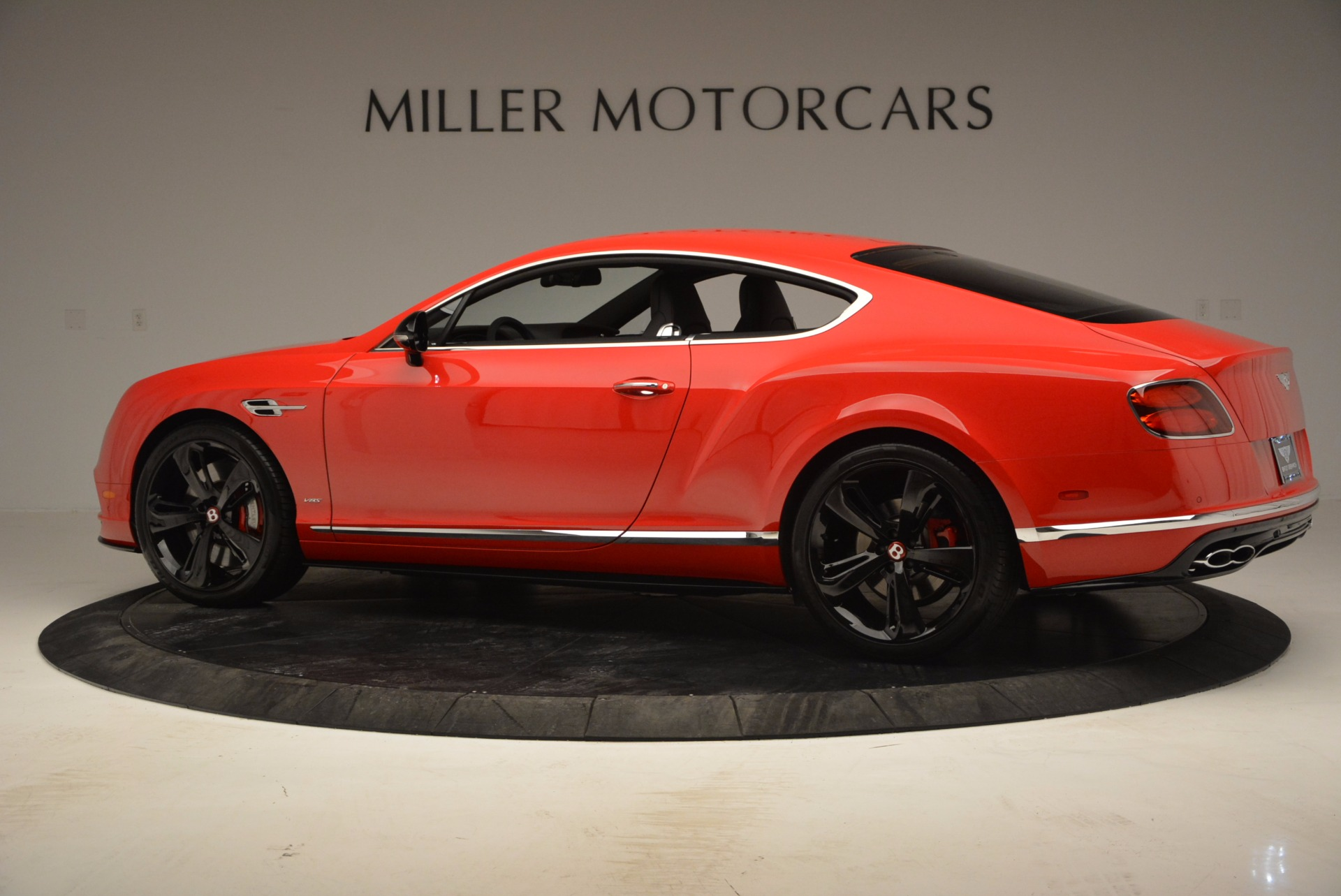 Used 2016 Bentley Continental GT V8 S  For Sale In Westport, CT 743_p4