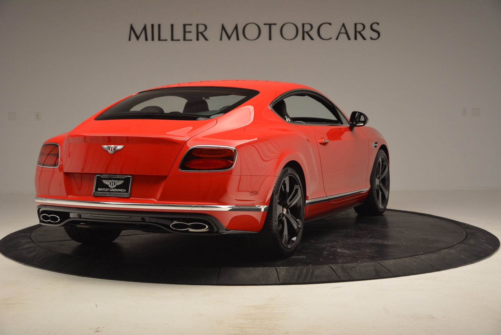 Used 2016 Bentley Continental GT V8 S  For Sale In Westport, CT 743_p7