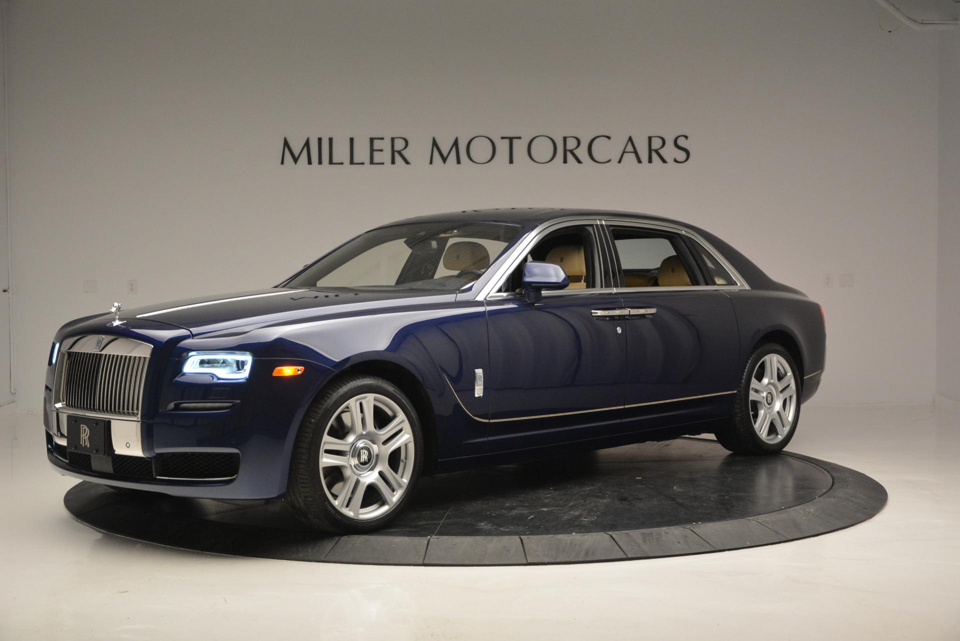 Used 2016 Rolls-Royce Ghost EWB For Sale In Westport, CT 746_p2