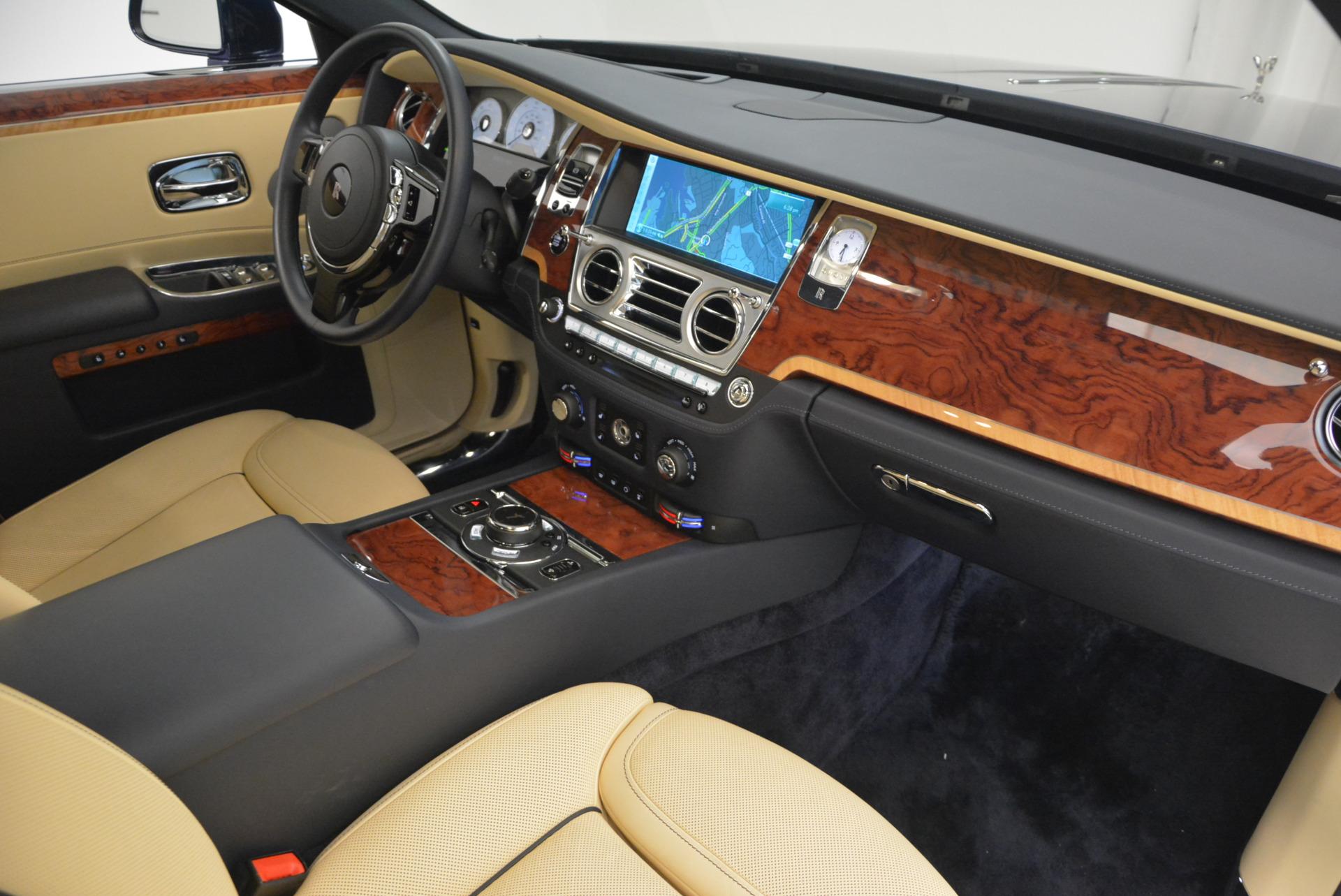 Used 2016 Rolls-Royce Ghost EWB For Sale In Westport, CT 746_p33