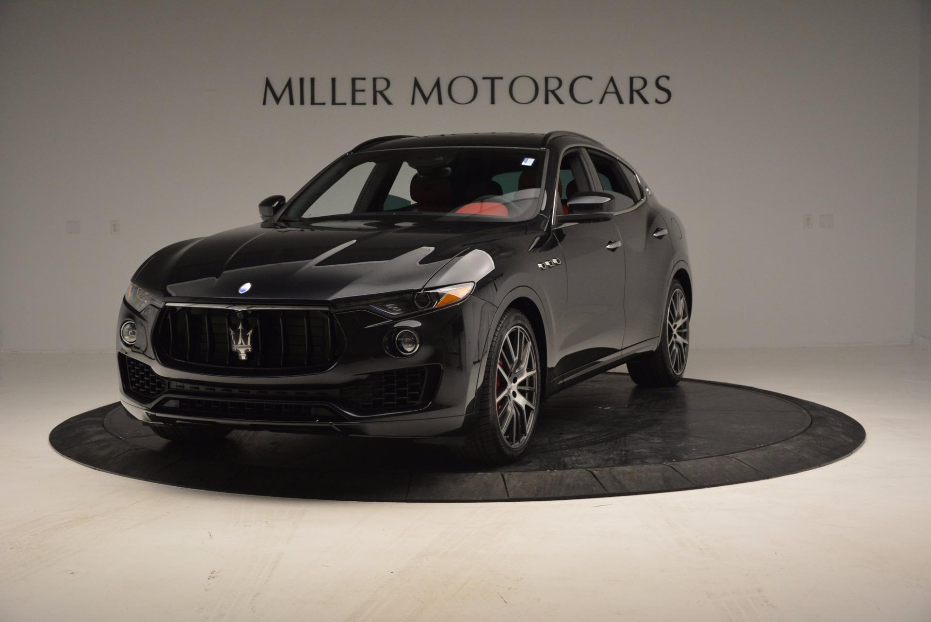 New 2017 Maserati Levante S For Sale In Westport, CT 747_main