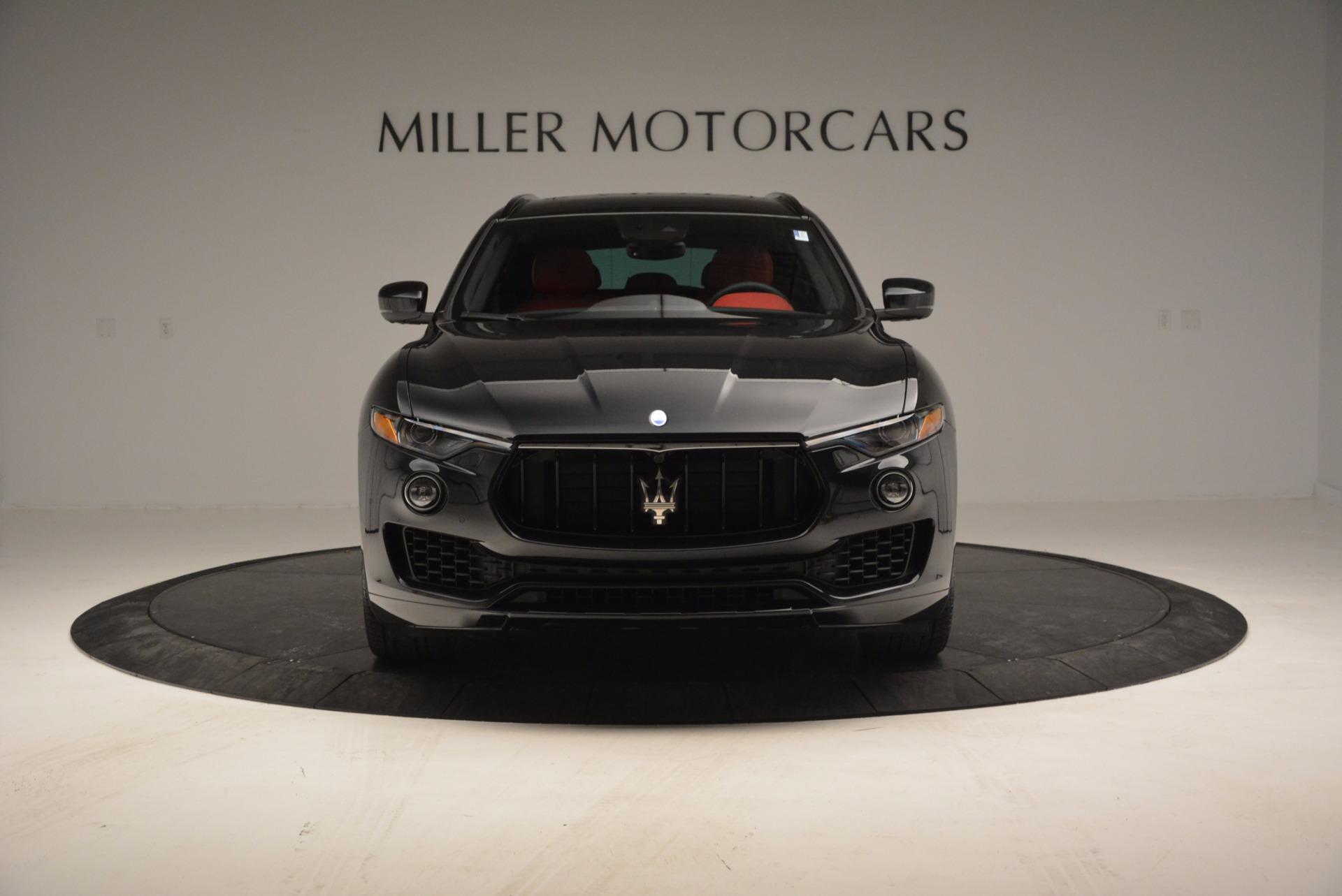 New 2017 Maserati Levante S For Sale In Westport, CT 747_p12