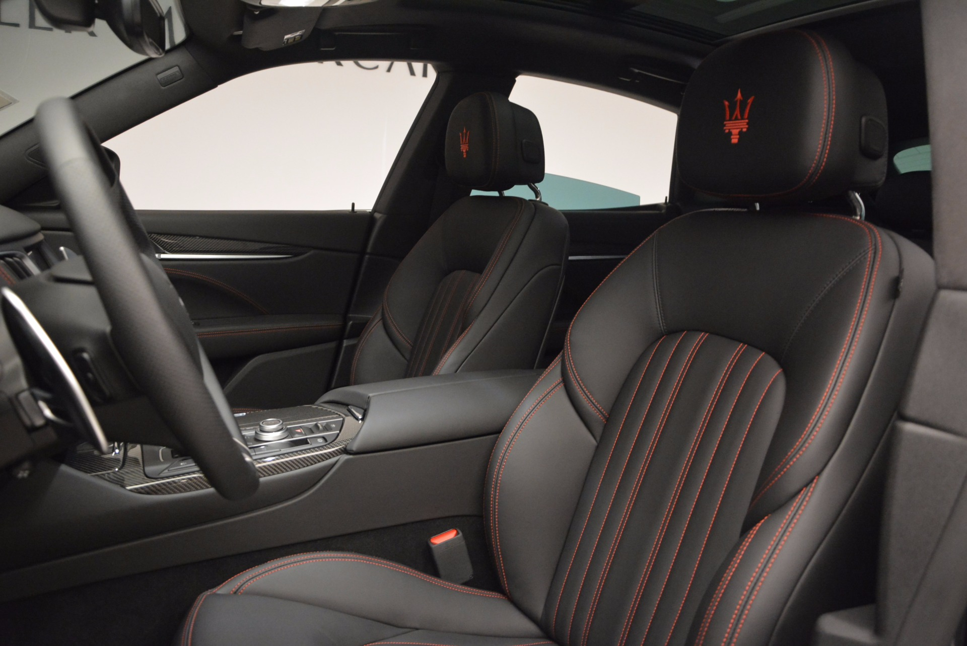 New 2017 Maserati Levante S For Sale In Westport, CT 747_p16