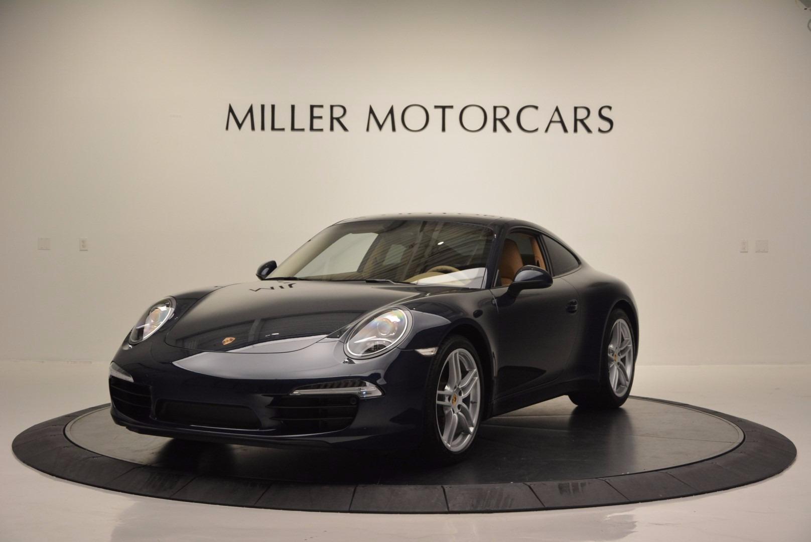 Used 2014 Porsche 911 Carrera For Sale In Westport, CT 748_main