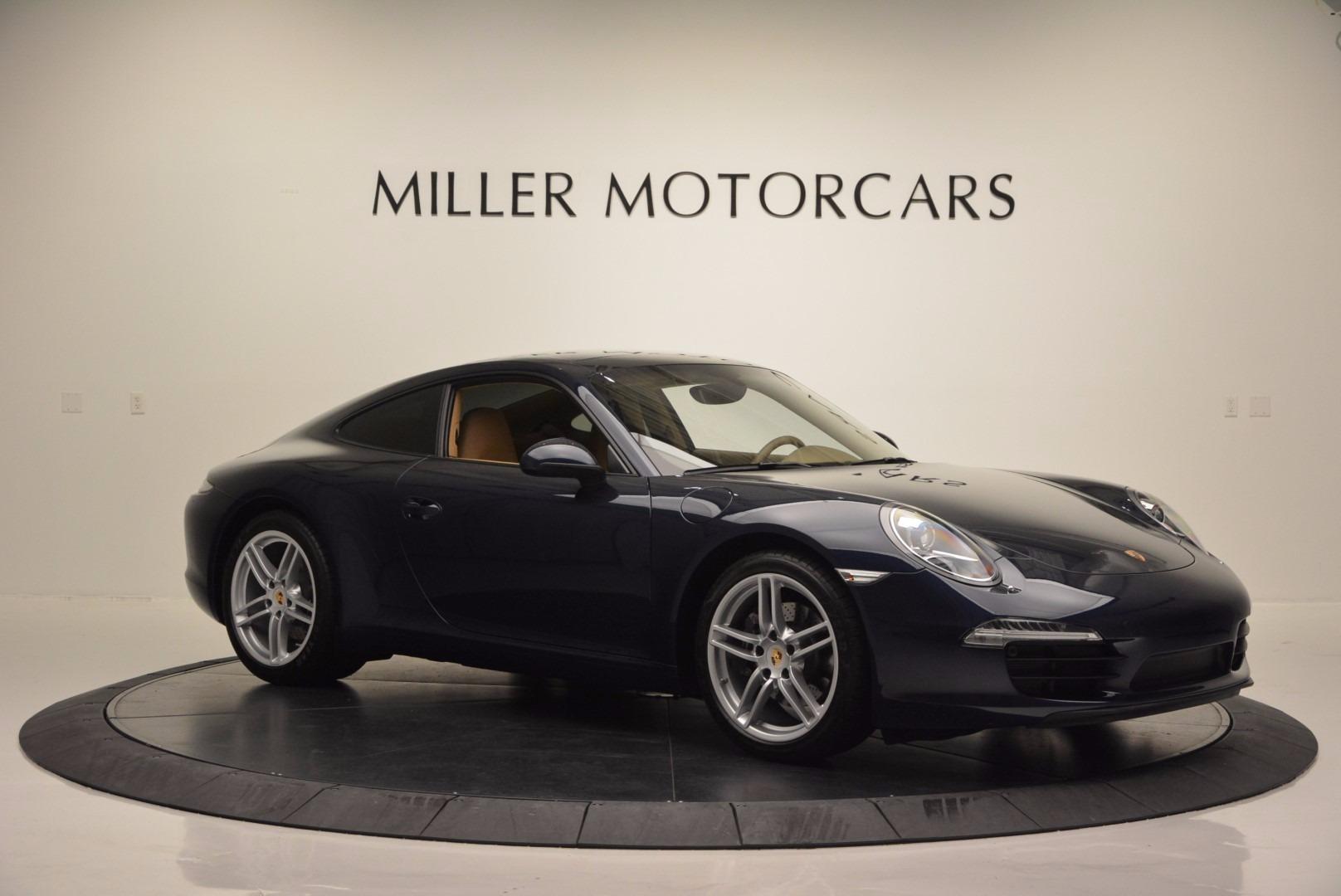 Used 2014 Porsche 911 Carrera For Sale In Westport, CT 748_p10