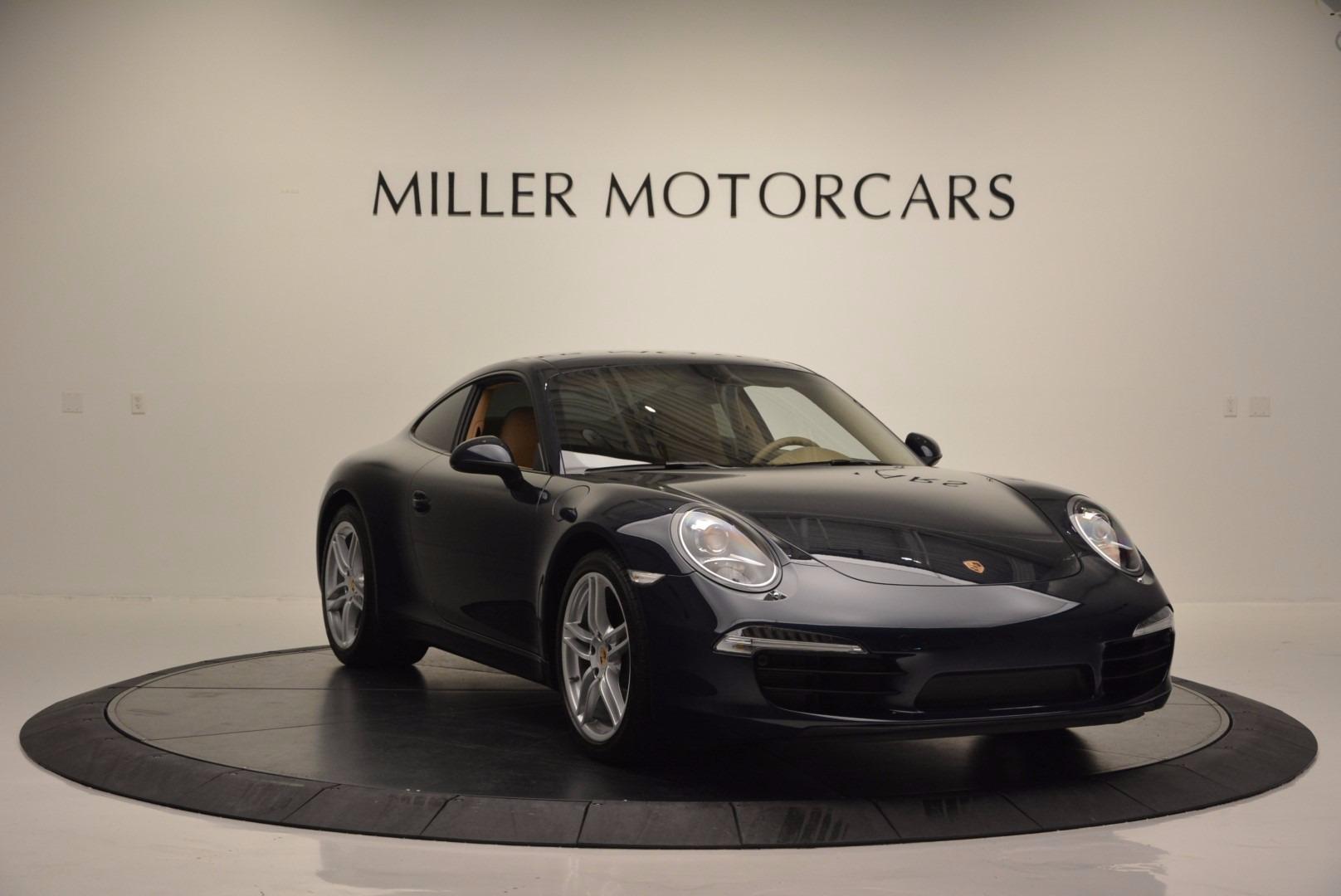 Used 2014 Porsche 911 Carrera For Sale In Westport, CT 748_p11