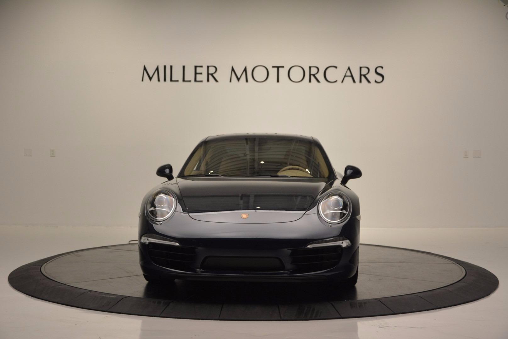 Used 2014 Porsche 911 Carrera For Sale In Westport, CT 748_p12