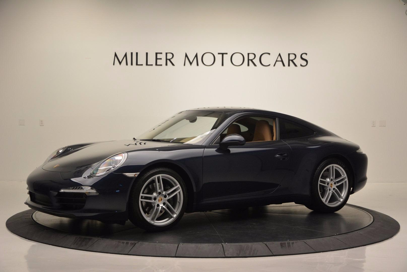 Used 2014 Porsche 911 Carrera For Sale In Westport, CT 748_p2