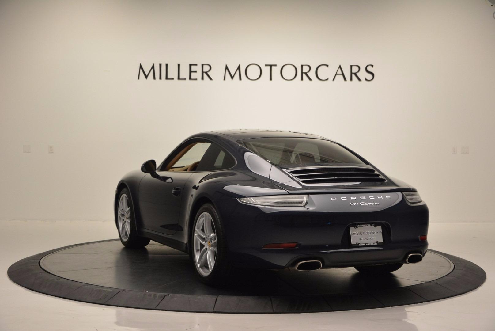 Used 2014 Porsche 911 Carrera For Sale In Westport, CT 748_p5