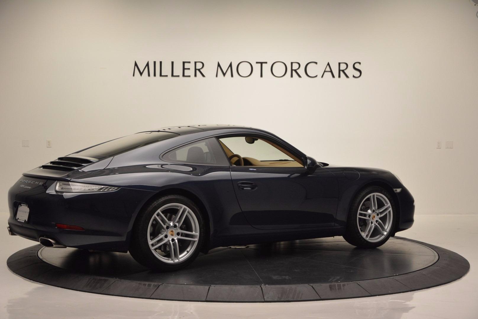 Used 2014 Porsche 911 Carrera For Sale In Westport, CT 748_p8