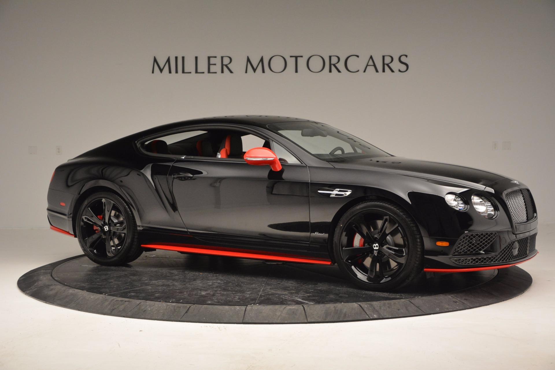 New 2017 Bentley Continental GT Speed For Sale In Westport, CT 749_p10