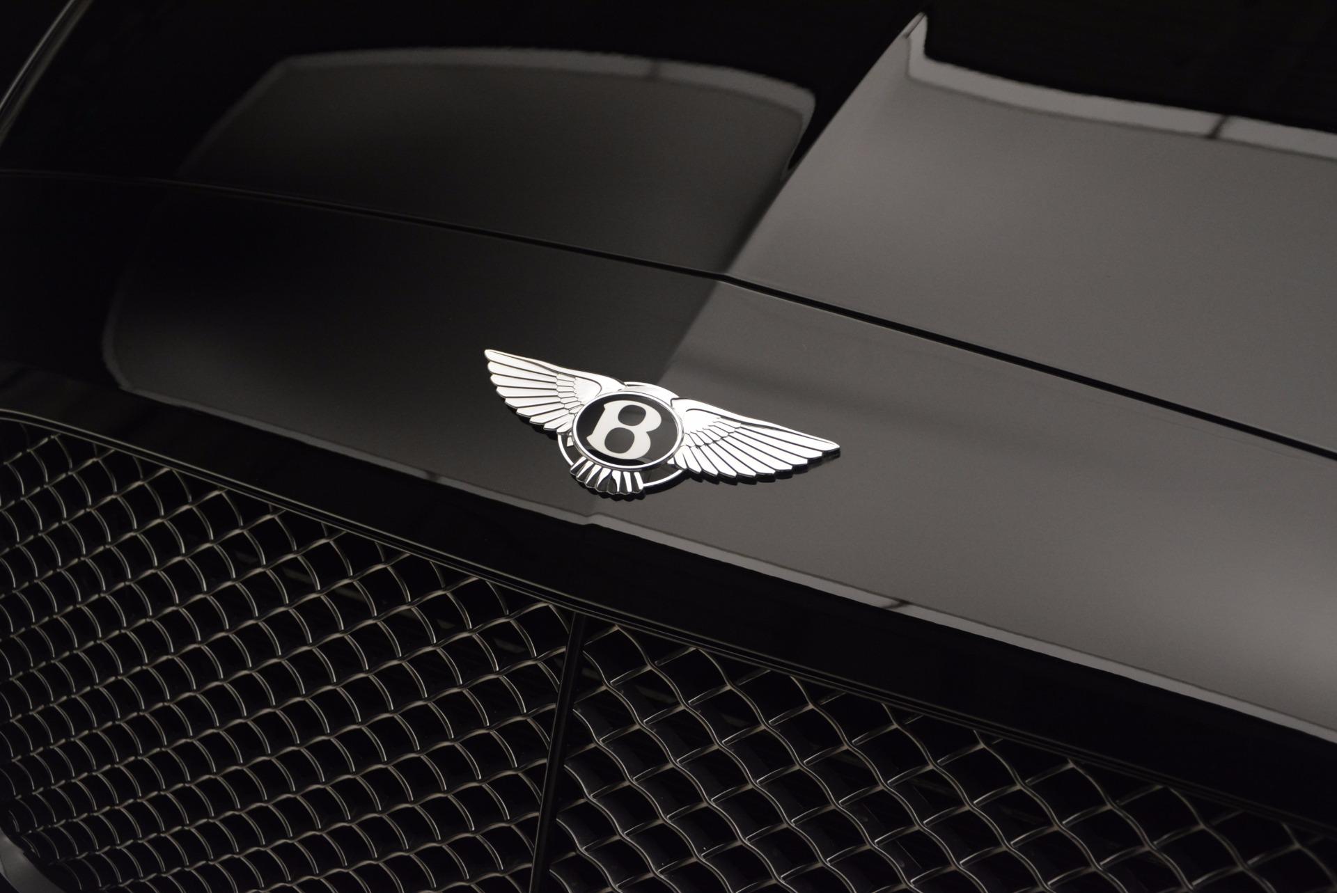 New 2017 Bentley Continental GT Speed For Sale In Westport, CT 749_p17