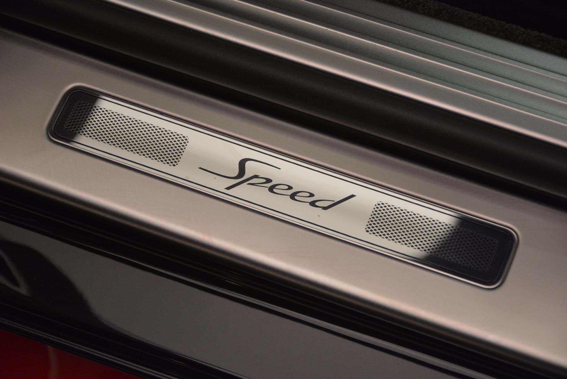 New 2017 Bentley Continental GT Speed For Sale In Westport, CT 749_p24