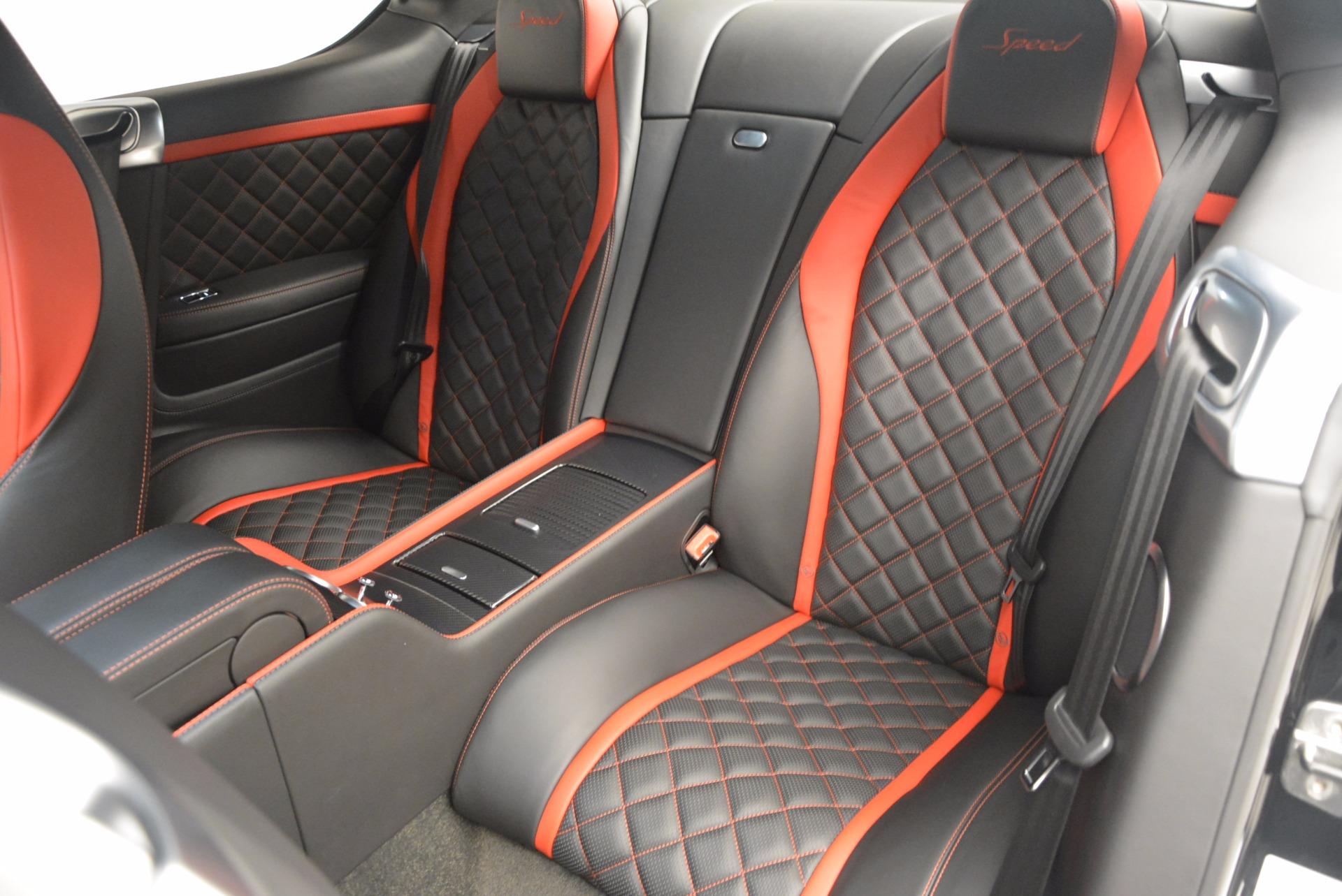 New 2017 Bentley Continental GT Speed For Sale In Westport, CT 749_p32
