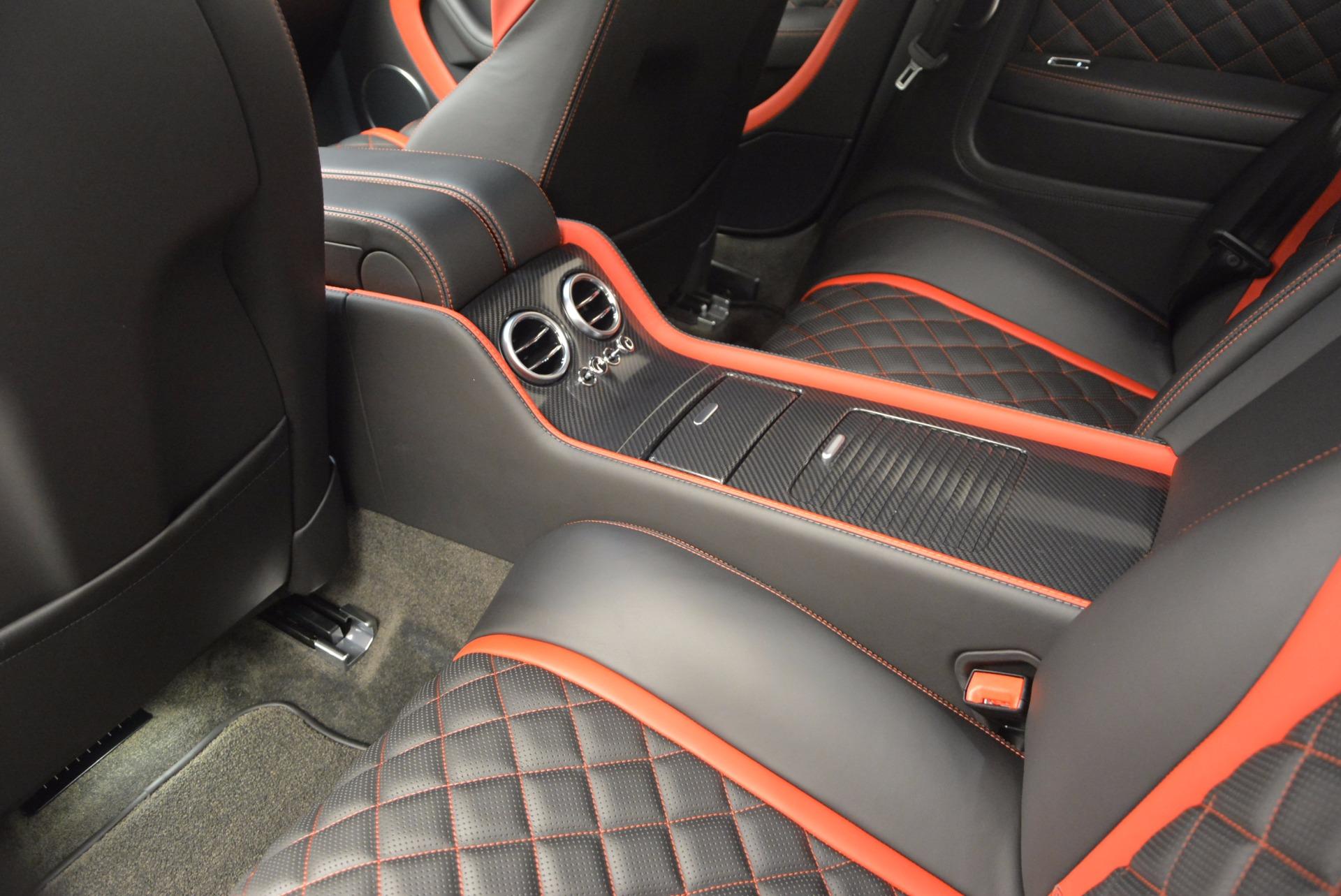 New 2017 Bentley Continental GT Speed For Sale In Westport, CT 749_p33