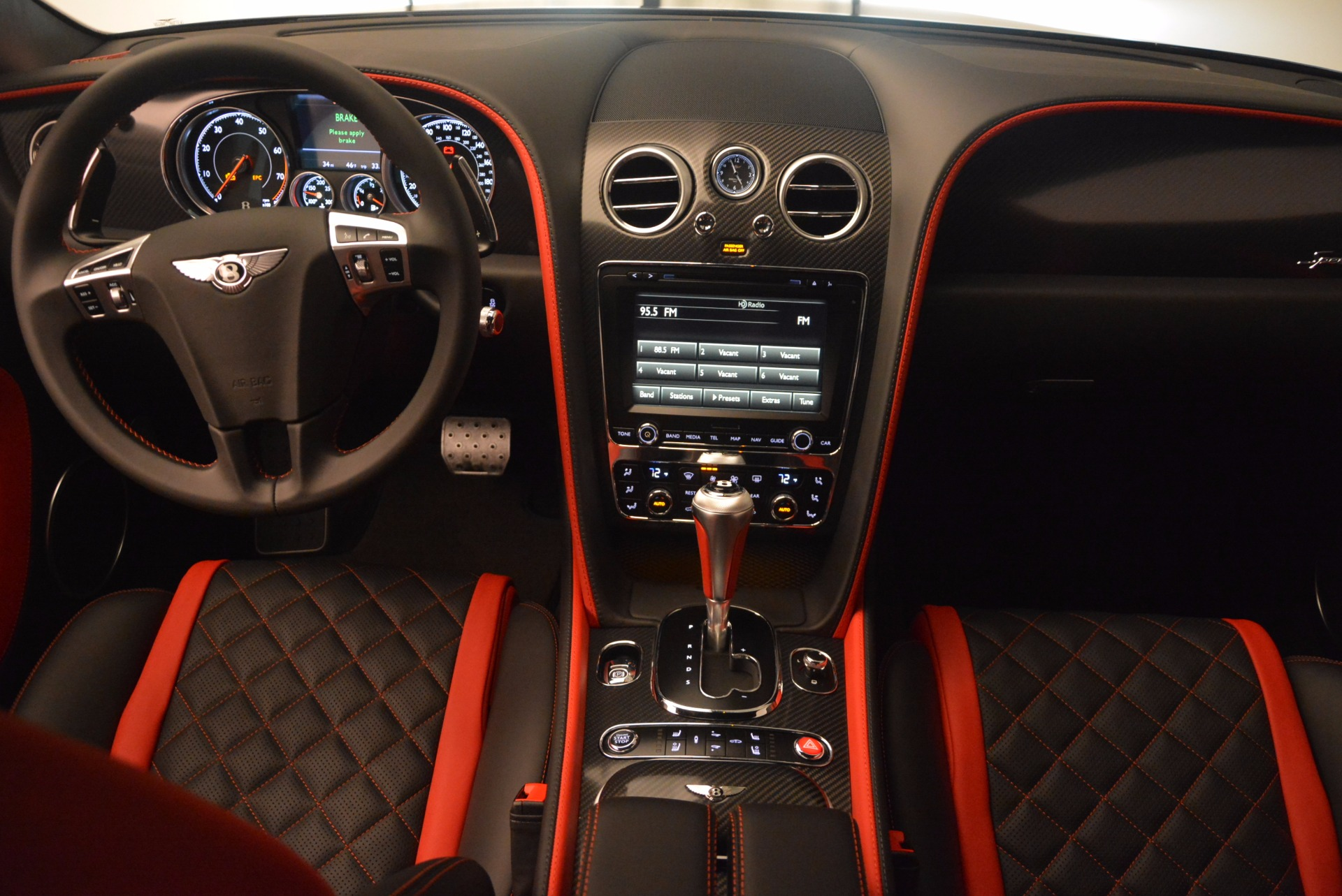 New 2017 Bentley Continental GT Speed For Sale In Westport, CT 749_p35