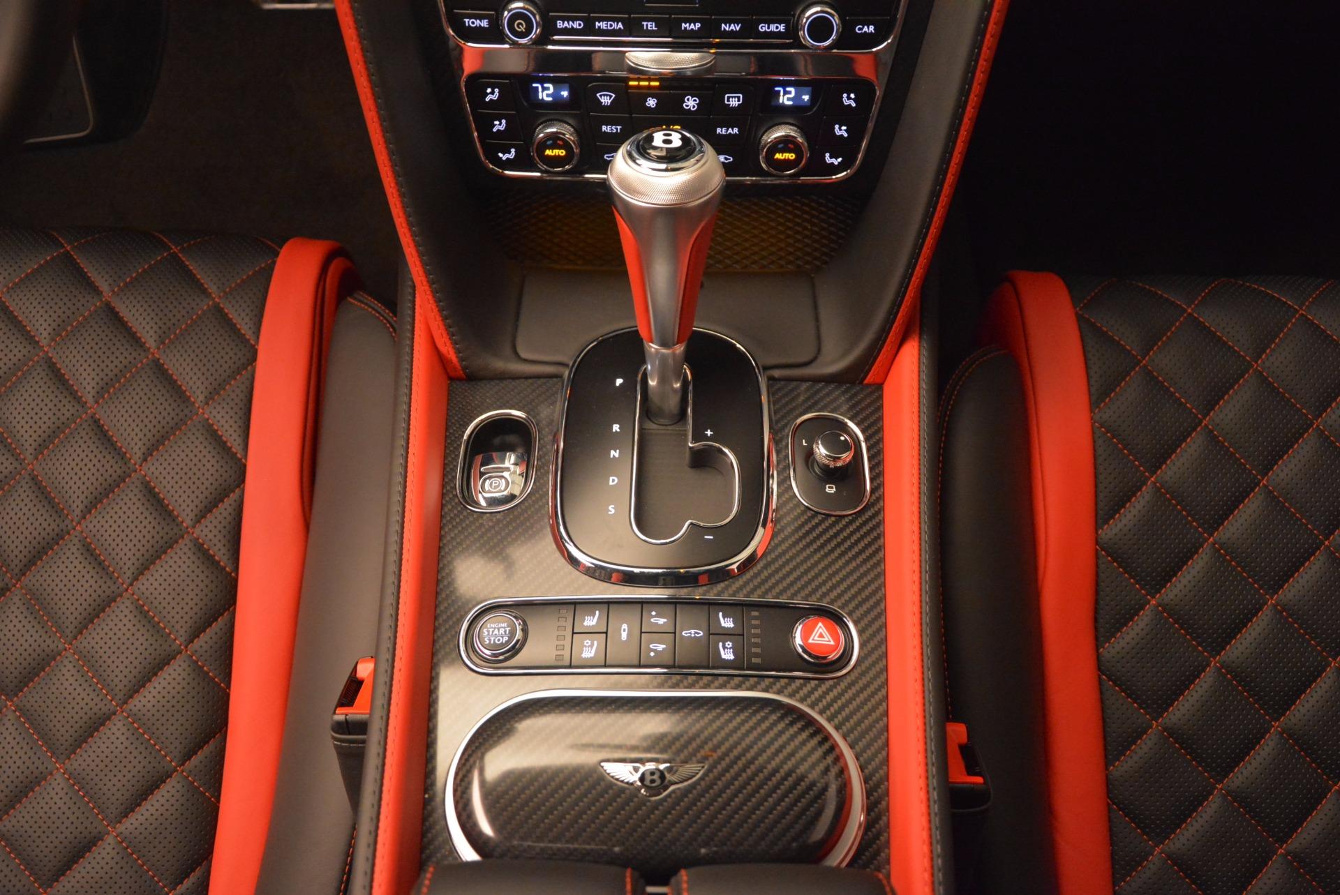 New 2017 Bentley Continental GT Speed For Sale In Westport, CT 749_p37