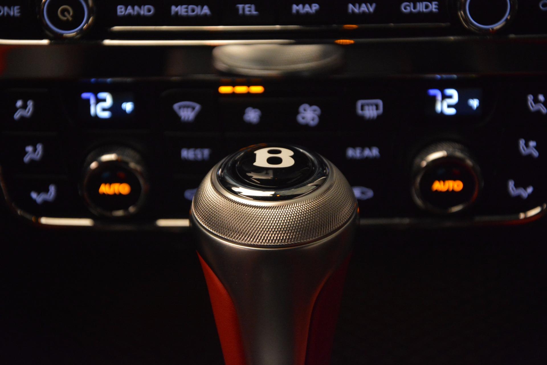 New 2017 Bentley Continental GT Speed For Sale In Westport, CT 749_p38