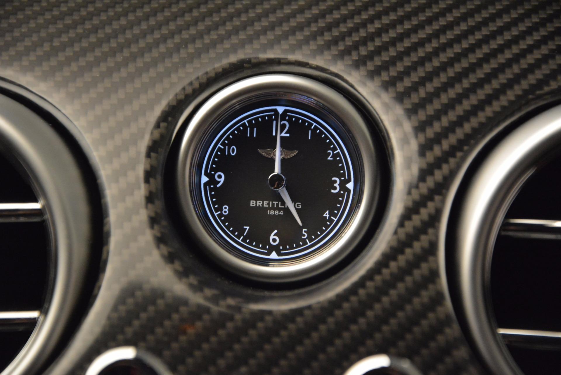 New 2017 Bentley Continental GT Speed For Sale In Westport, CT 749_p40