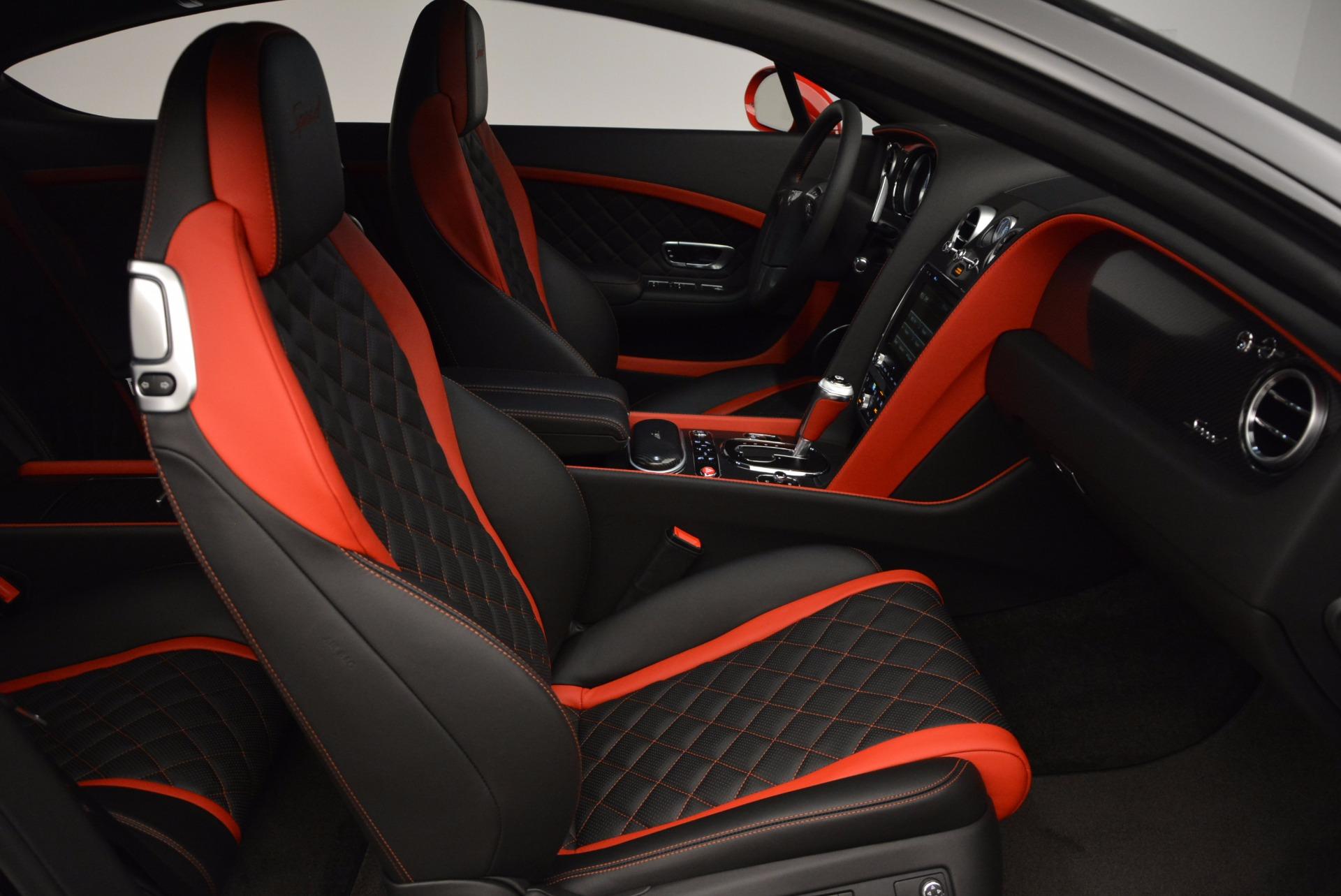 New 2017 Bentley Continental GT Speed For Sale In Westport, CT 749_p45