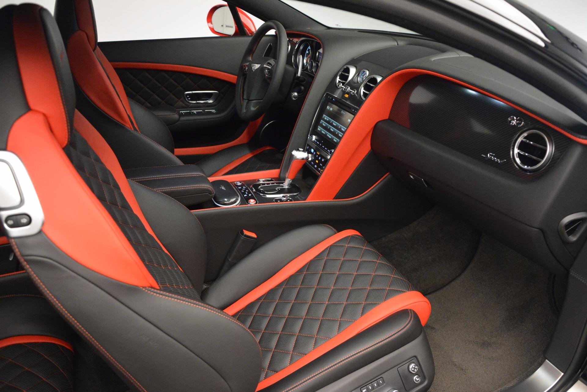 New 2017 Bentley Continental GT Speed For Sale In Westport, CT 749_p46