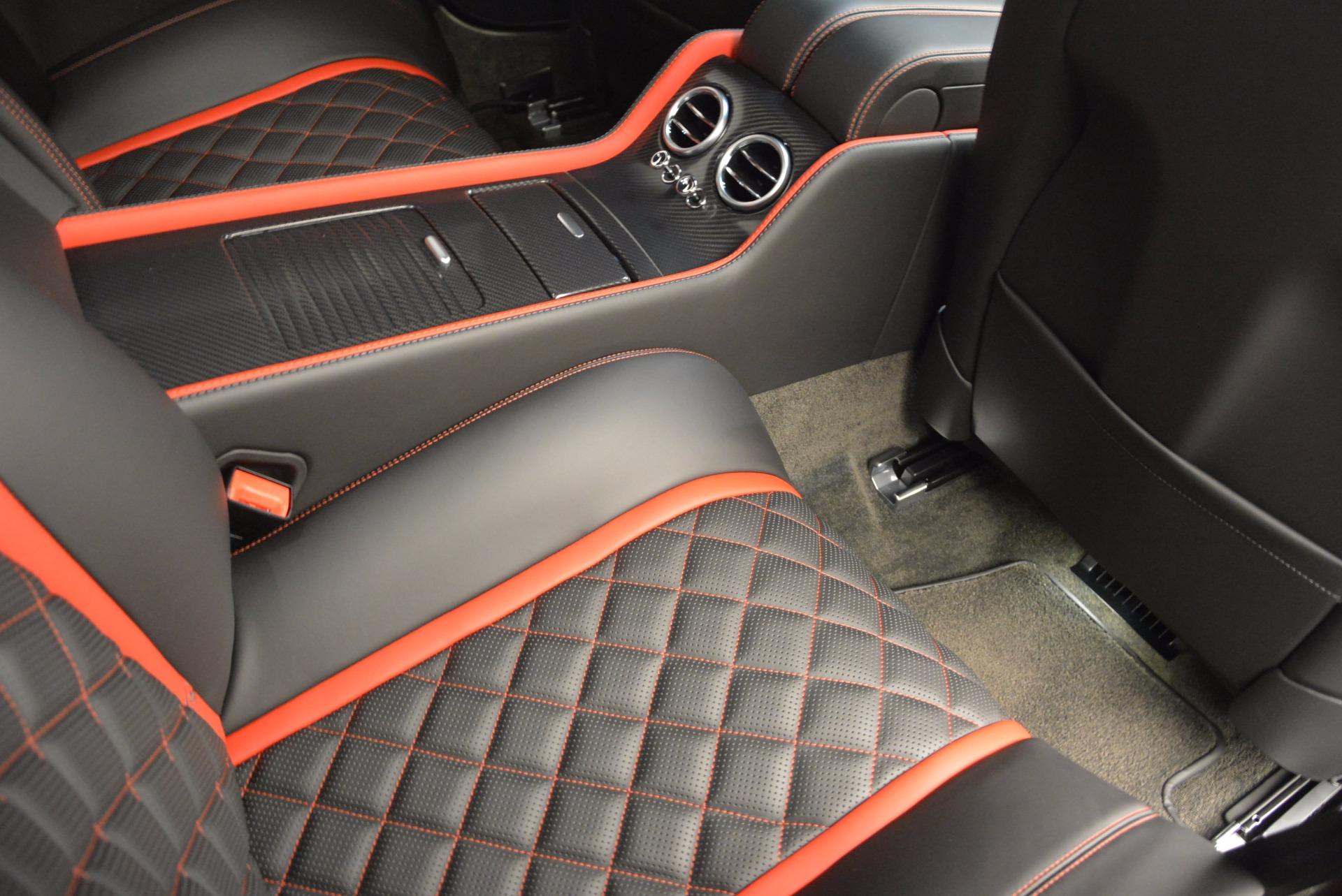 New 2017 Bentley Continental GT Speed For Sale In Westport, CT 749_p49