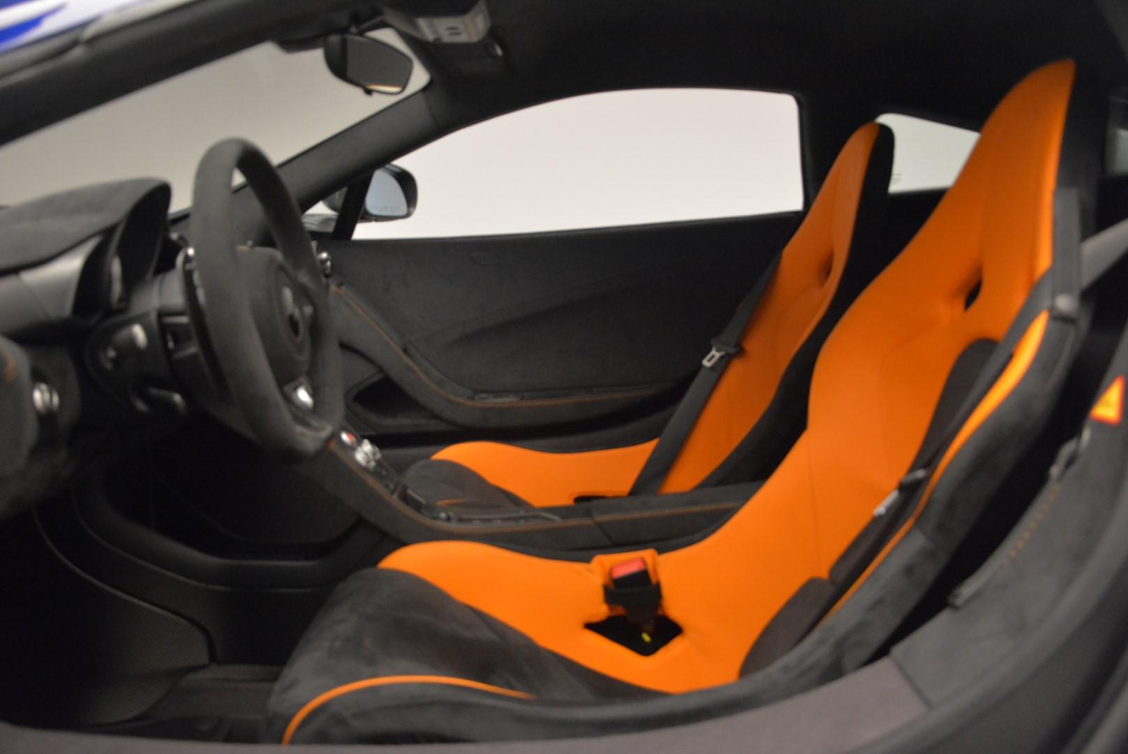 Used 2016 McLaren 675LT Coupe For Sale In Westport, CT 75_p15
