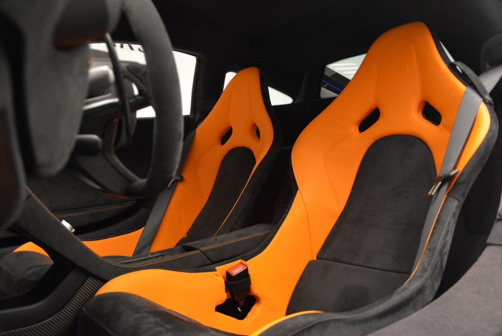 Used 2016 McLaren 675LT Coupe For Sale In Westport, CT 75_p16