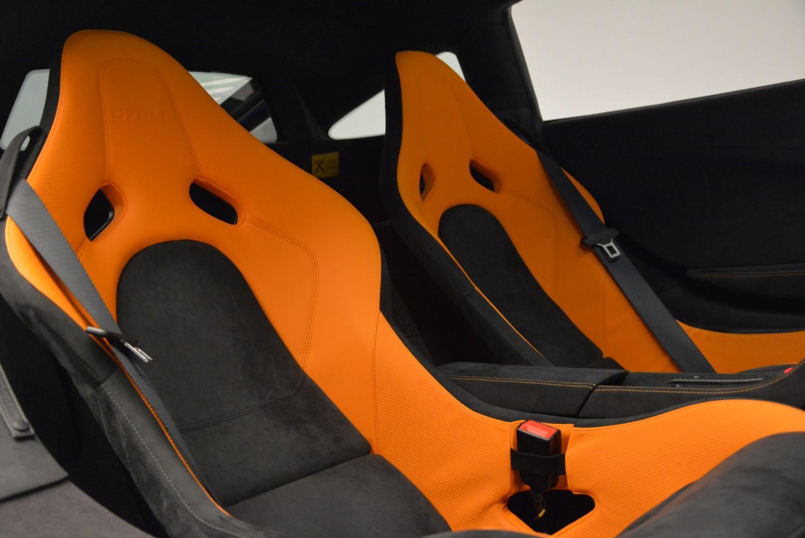 Used 2016 McLaren 675LT Coupe For Sale In Westport, CT 75_p19