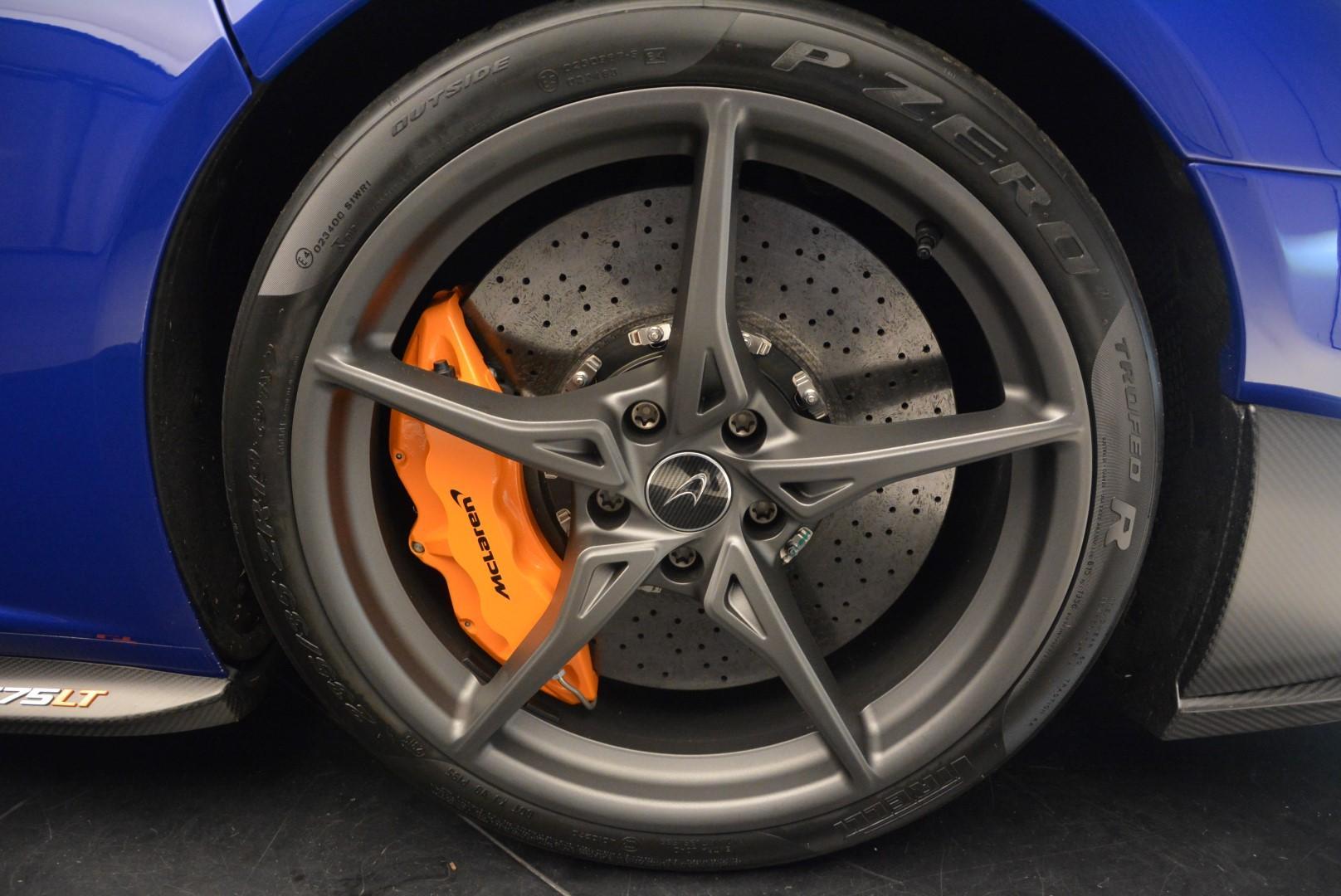 Used 2016 McLaren 675LT Coupe For Sale In Westport, CT 75_p20