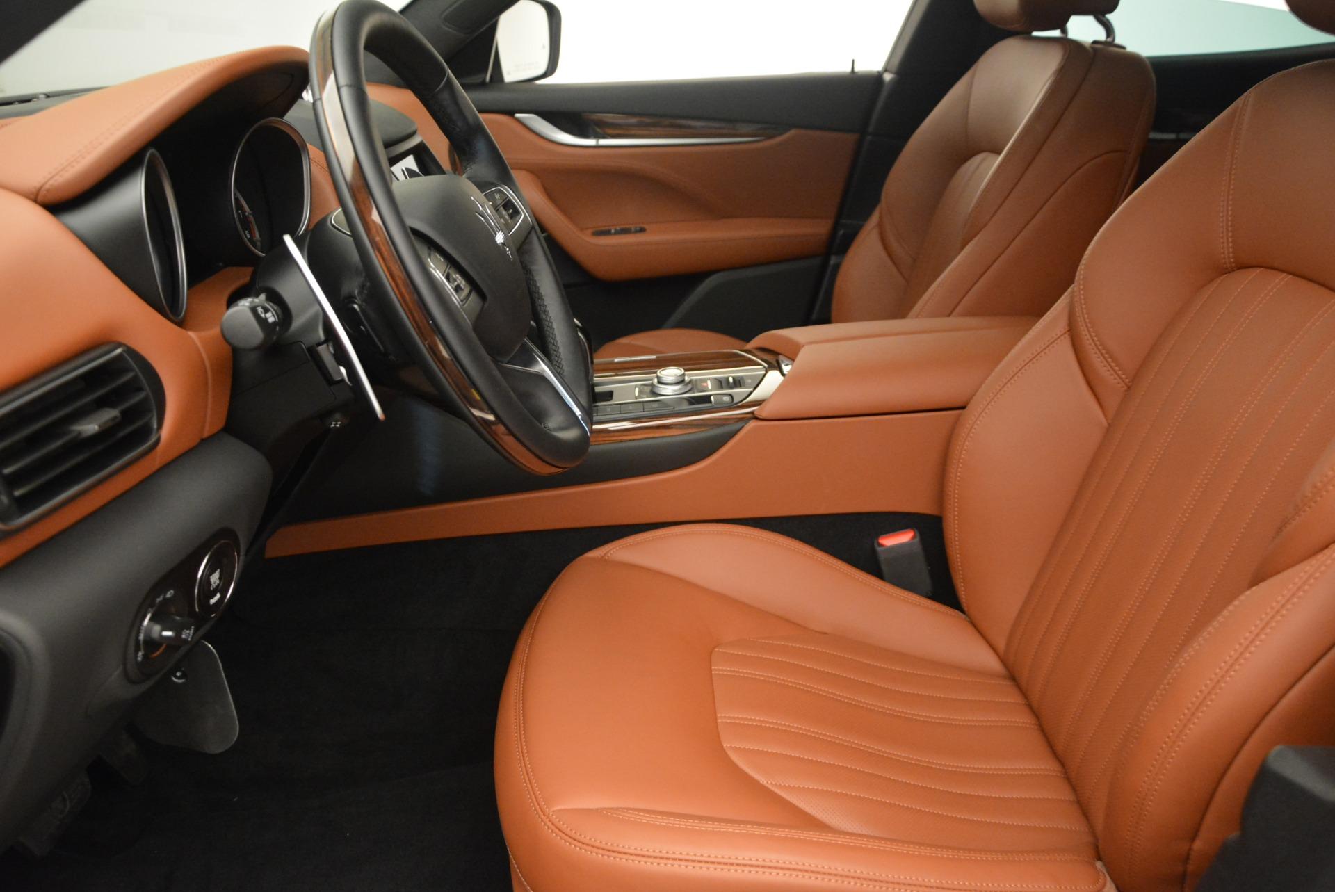 New 2017 Maserati Levante S For Sale In Westport, CT 750_p13
