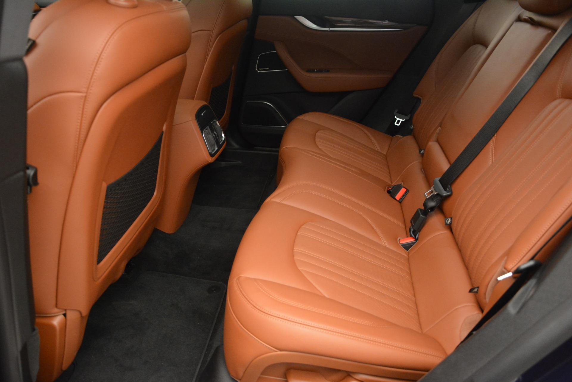 New 2017 Maserati Levante S For Sale In Westport, CT 750_p17