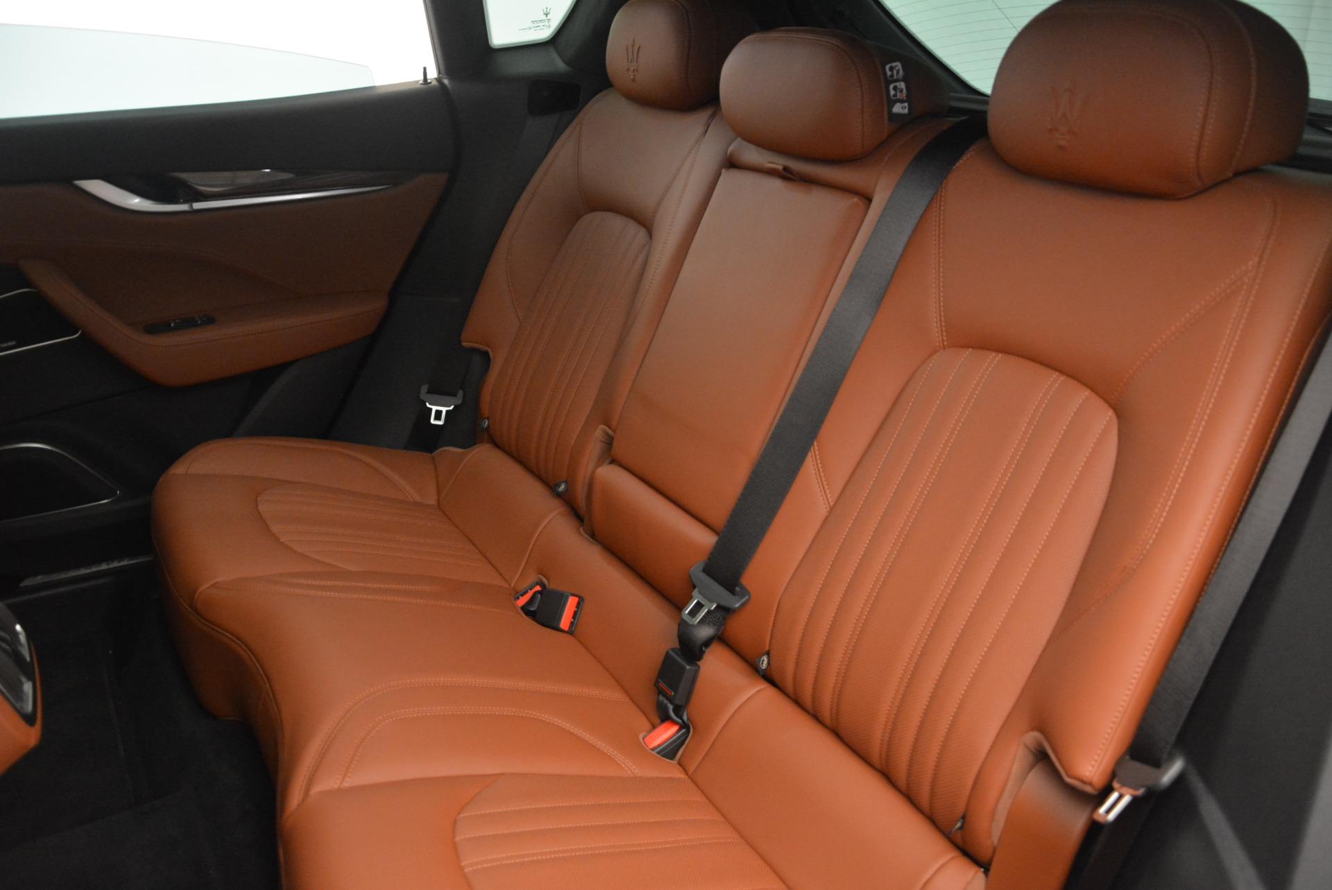 New 2017 Maserati Levante S For Sale In Westport, CT 750_p18