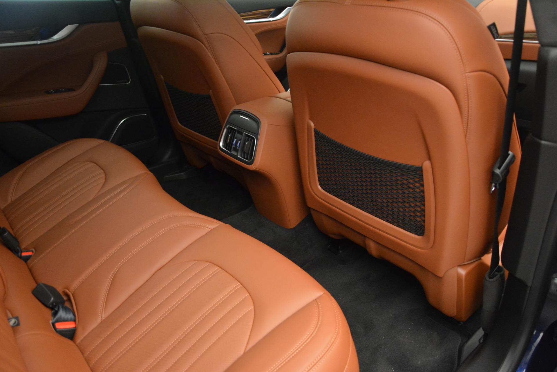 New 2017 Maserati Levante S For Sale In Westport, CT 750_p22