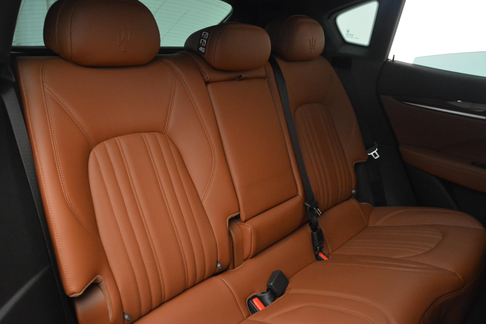 New 2017 Maserati Levante S For Sale In Westport, CT 750_p24