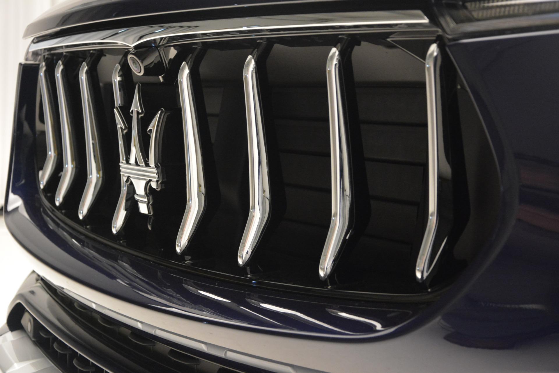 New 2017 Maserati Levante S For Sale In Westport, CT 750_p36