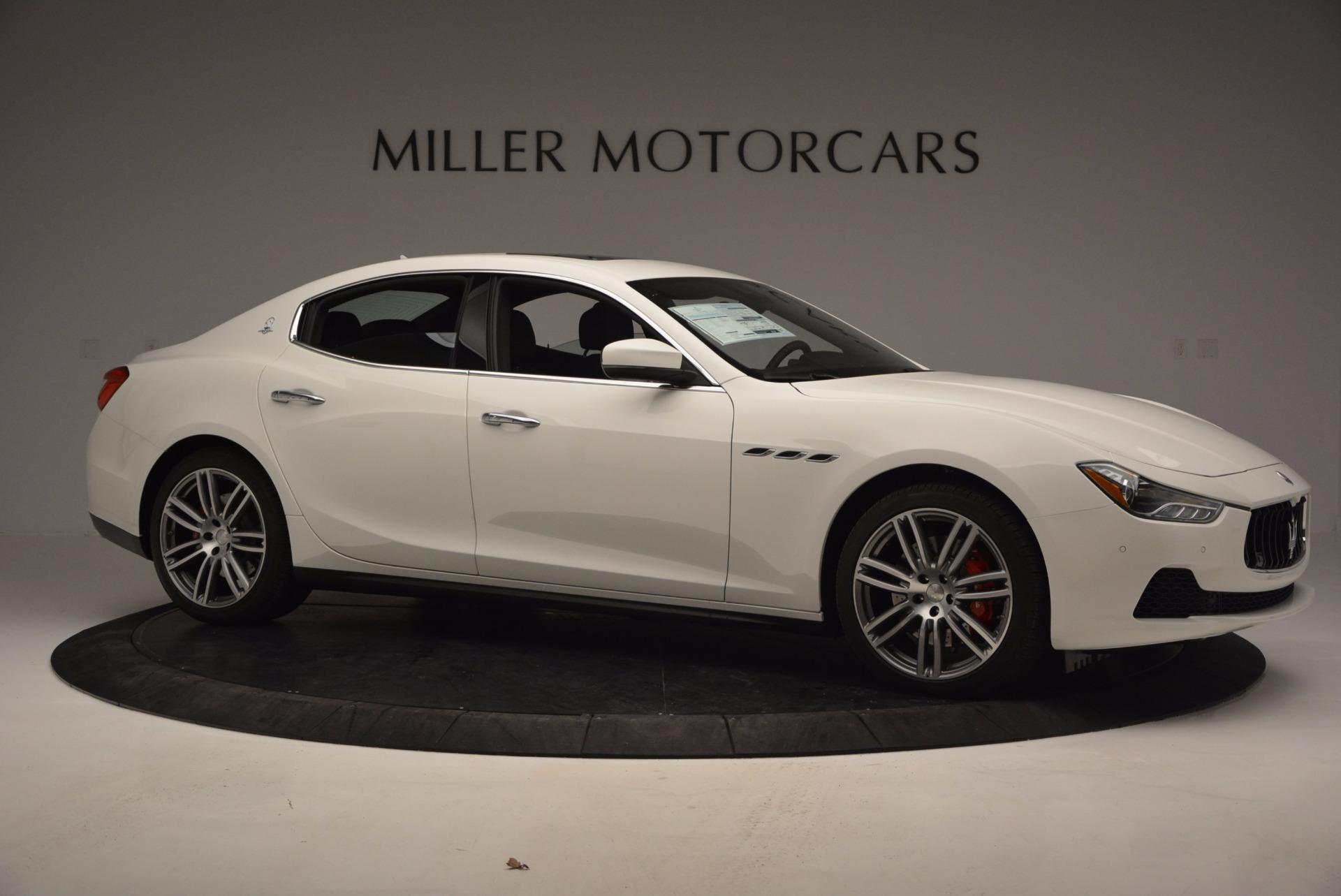 New 2017 Maserati Ghibli  For Sale In Westport, CT 751_p10
