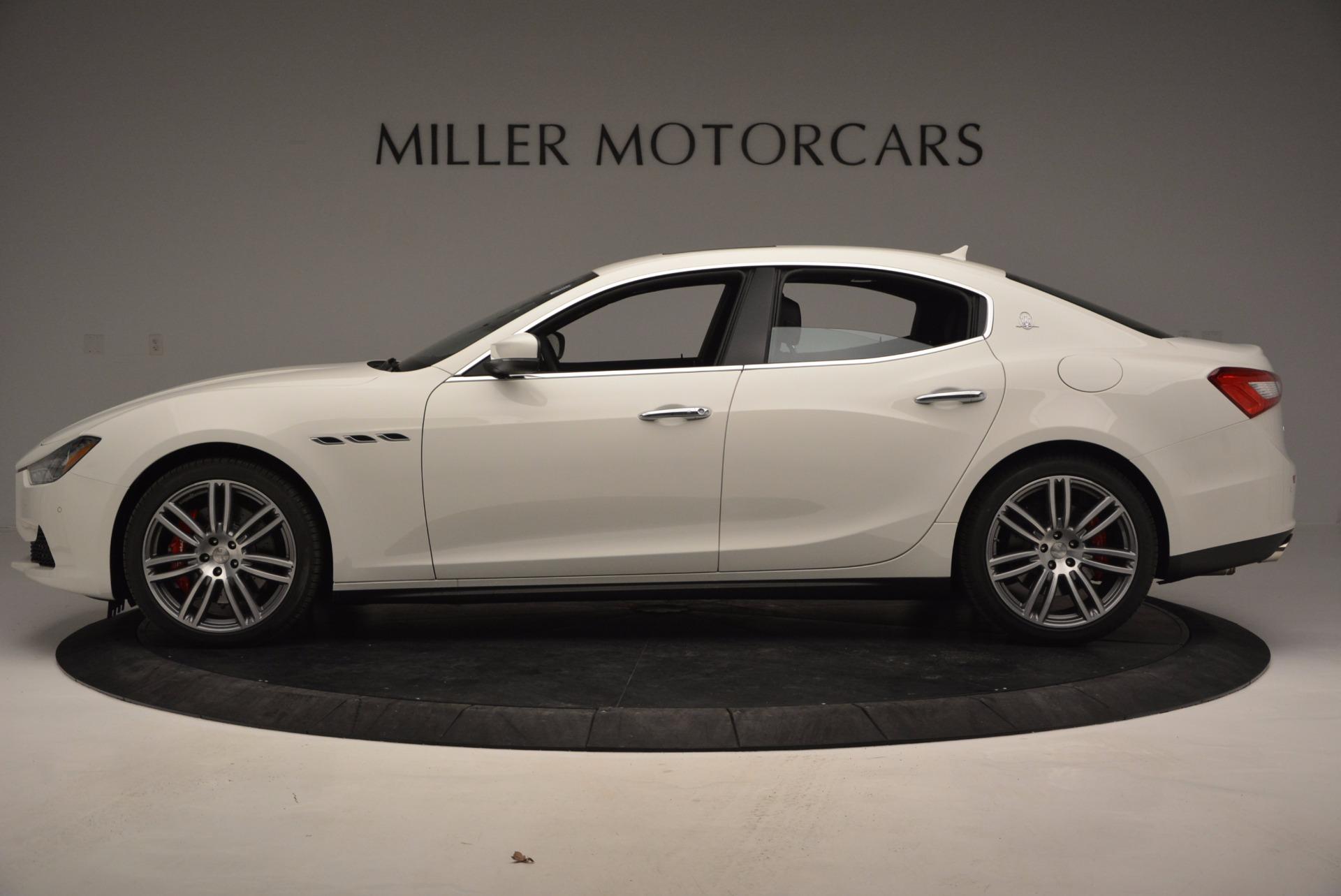 New 2017 Maserati Ghibli  For Sale In Westport, CT 751_p3