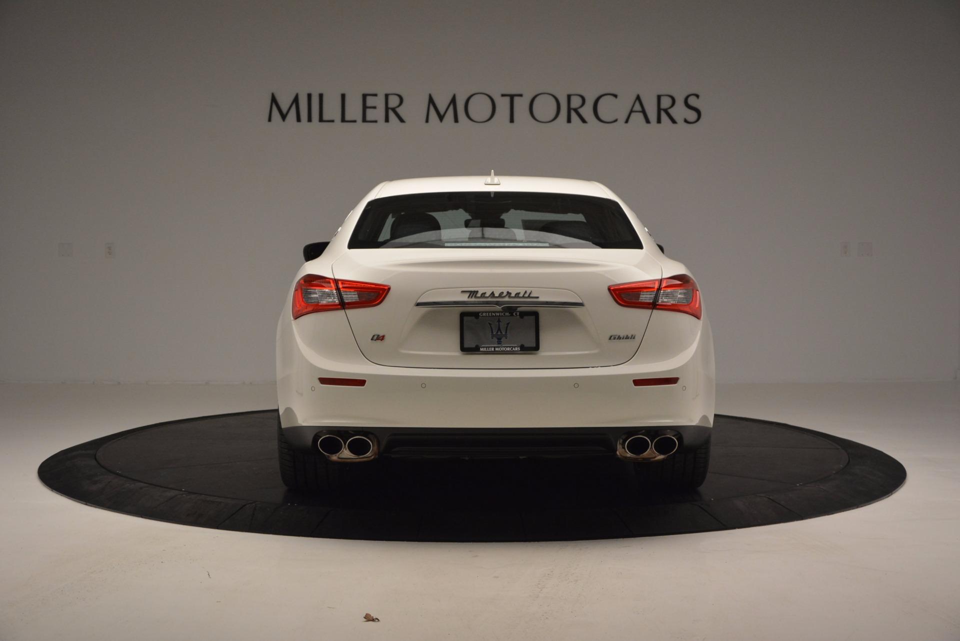 New 2017 Maserati Ghibli  For Sale In Westport, CT 751_p6