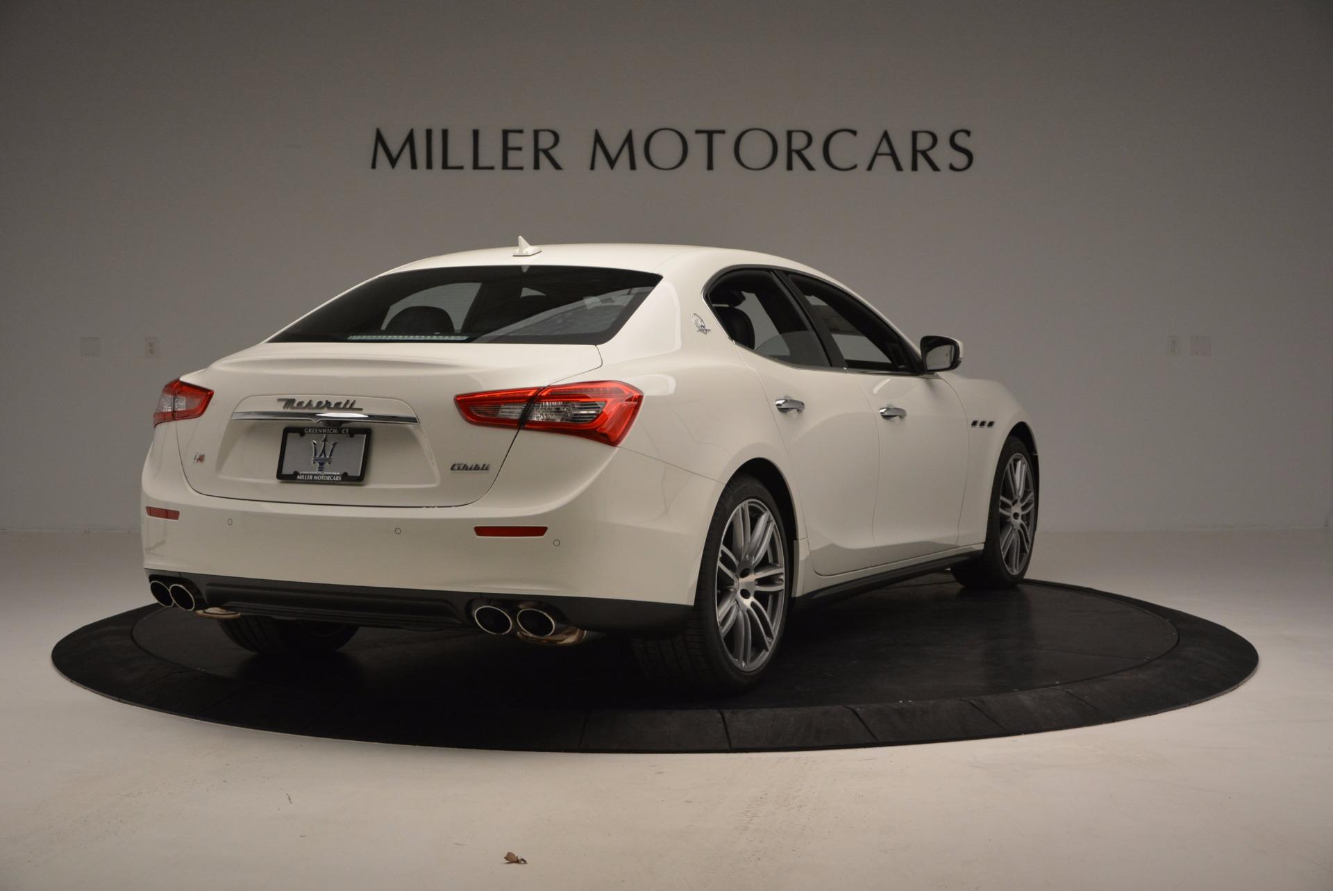 New 2017 Maserati Ghibli  For Sale In Westport, CT 751_p7